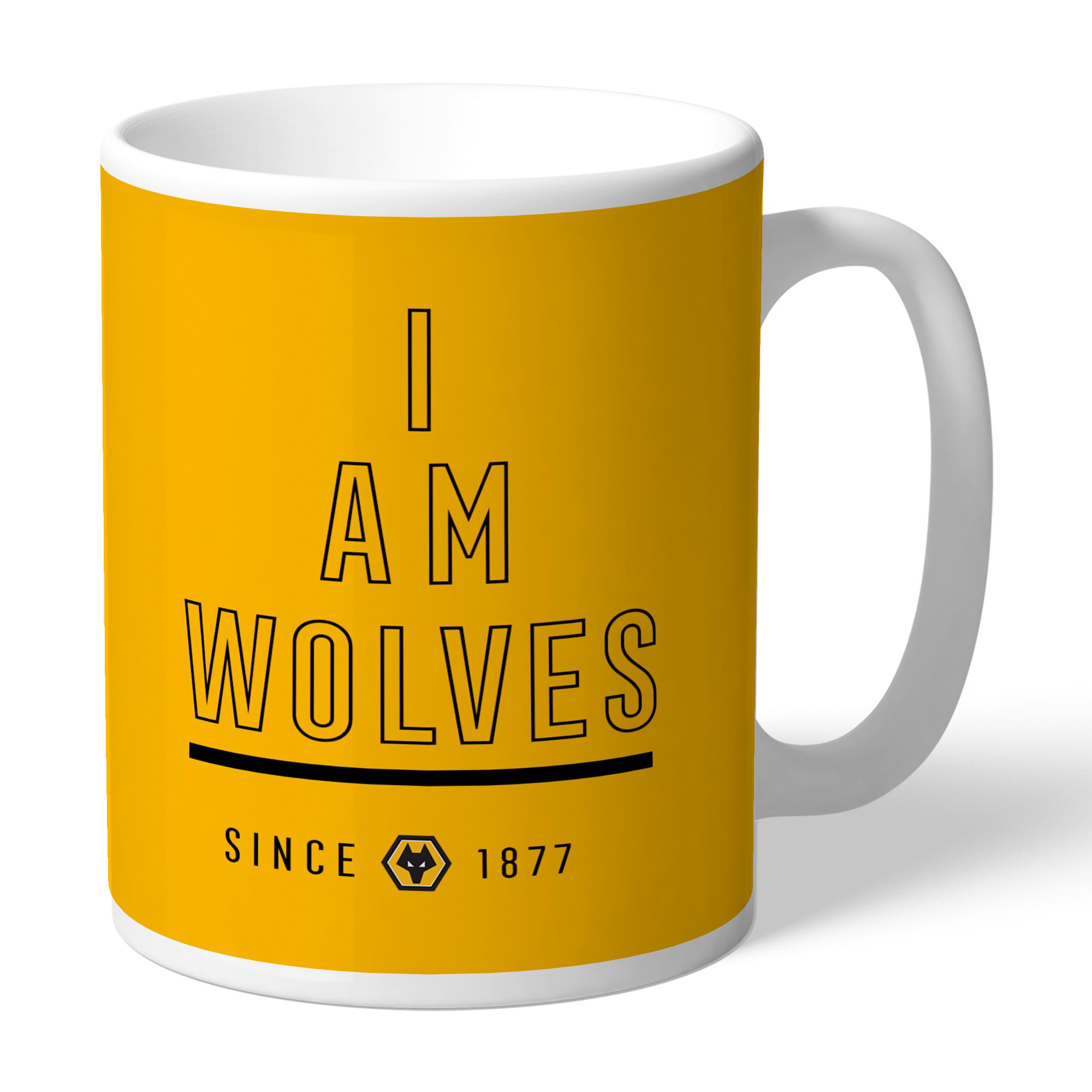 Wolverhampton Wanderers FC I Am Mug