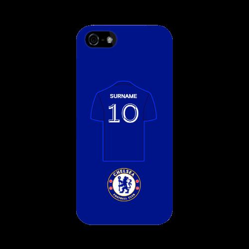 Chelsea FC Shirt iPhone 5/5S/5SE Phone Case