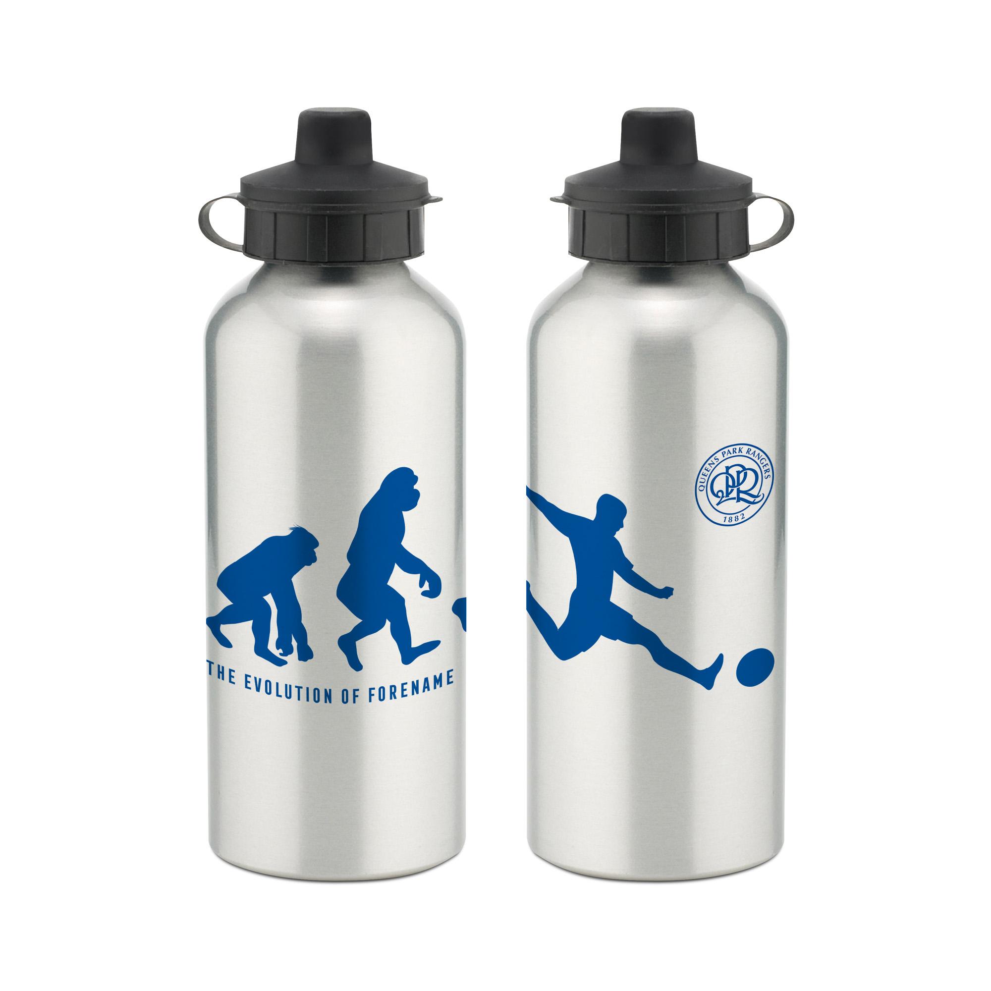 Queens Park Rangers FC Evolution Water Bottle