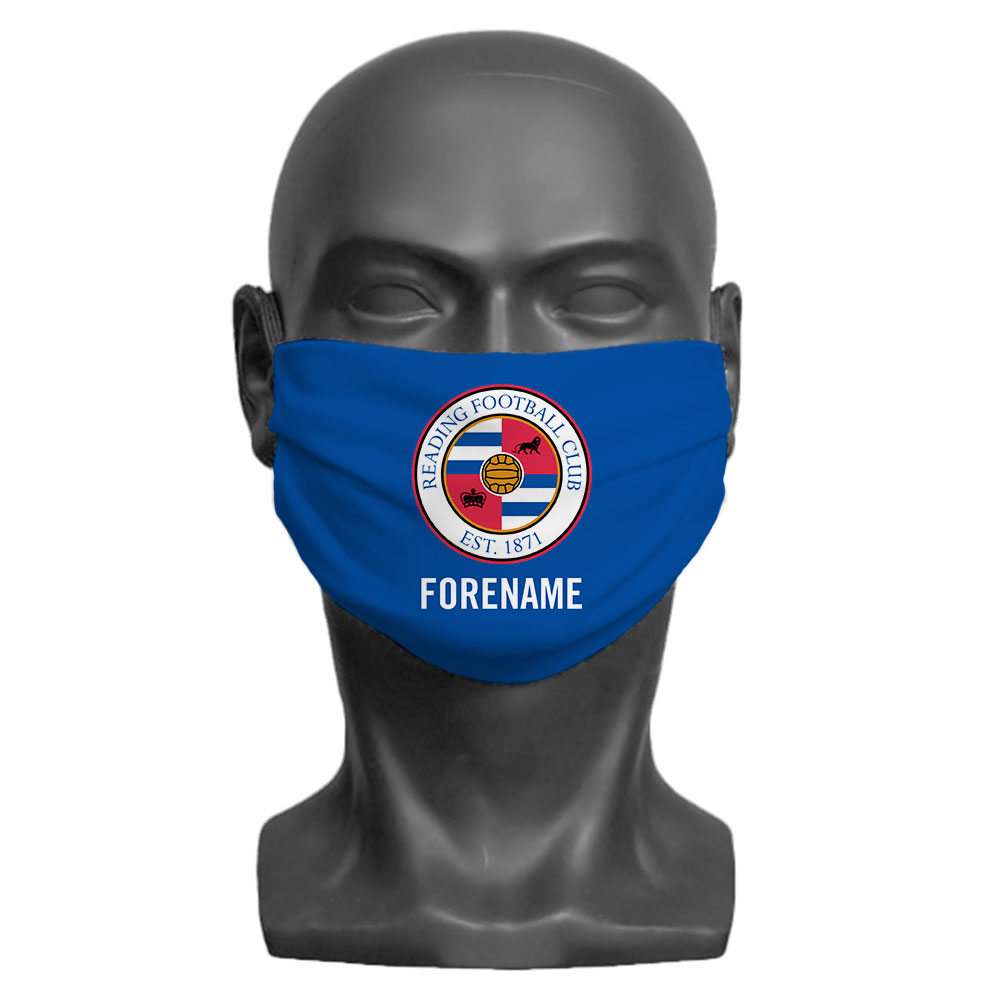 Reading FC Crest Adult Face Mask (Large)