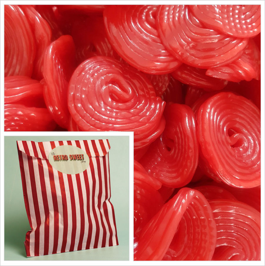 Cherry Wheels Sweet Bag