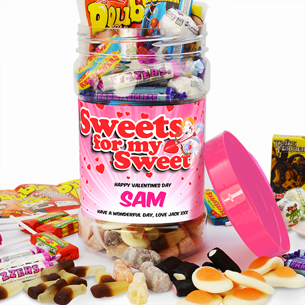 Sweets for my Sweet Jar - Medium