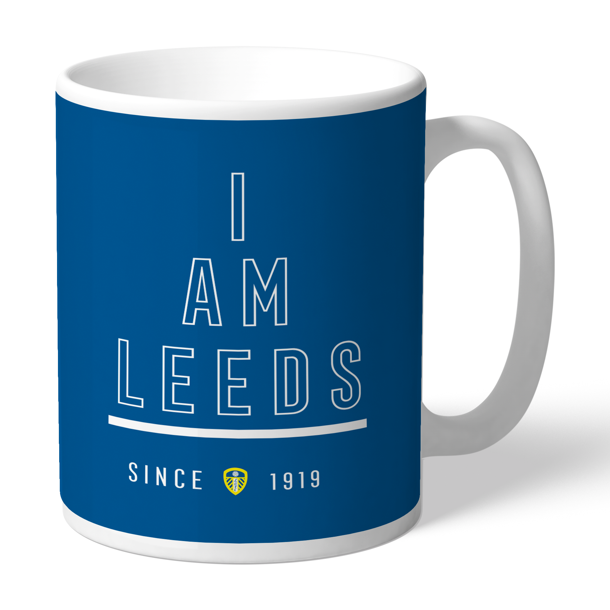 Leeds United FC I Am Mug