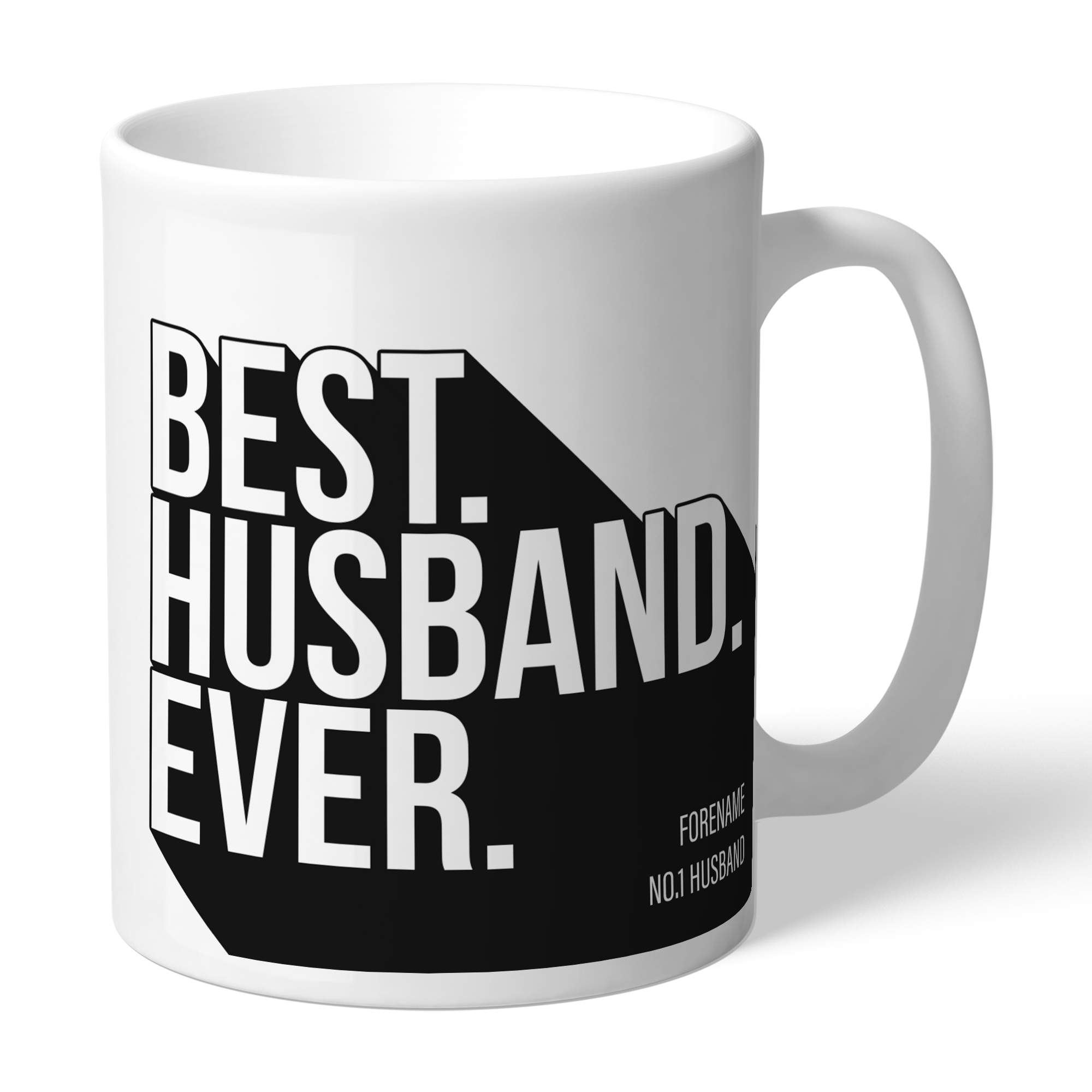 Newcastle United FC Best Husband Ever Mug