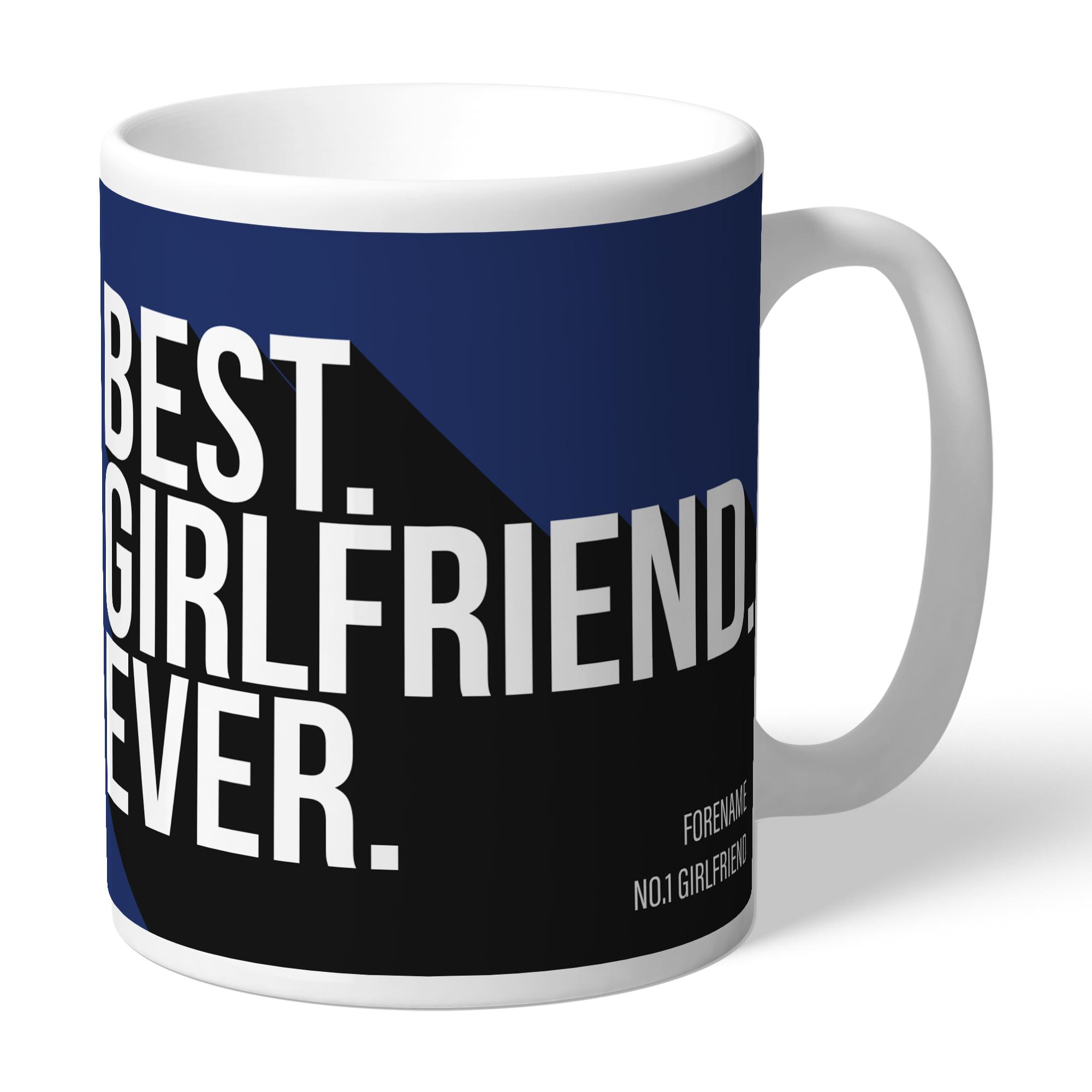West Bromwich Albion FC Best Girlfriend Ever Mug