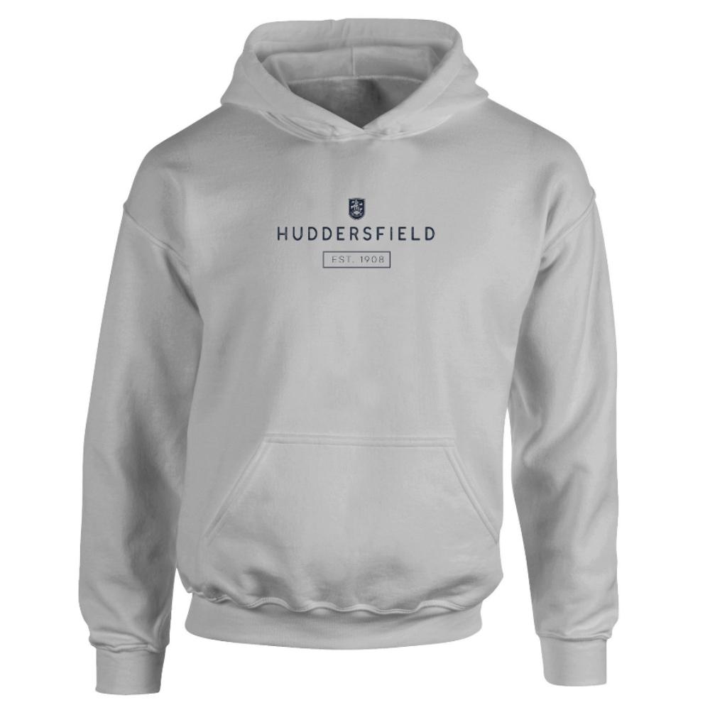 Huddersfield Town Minimal Hoodie