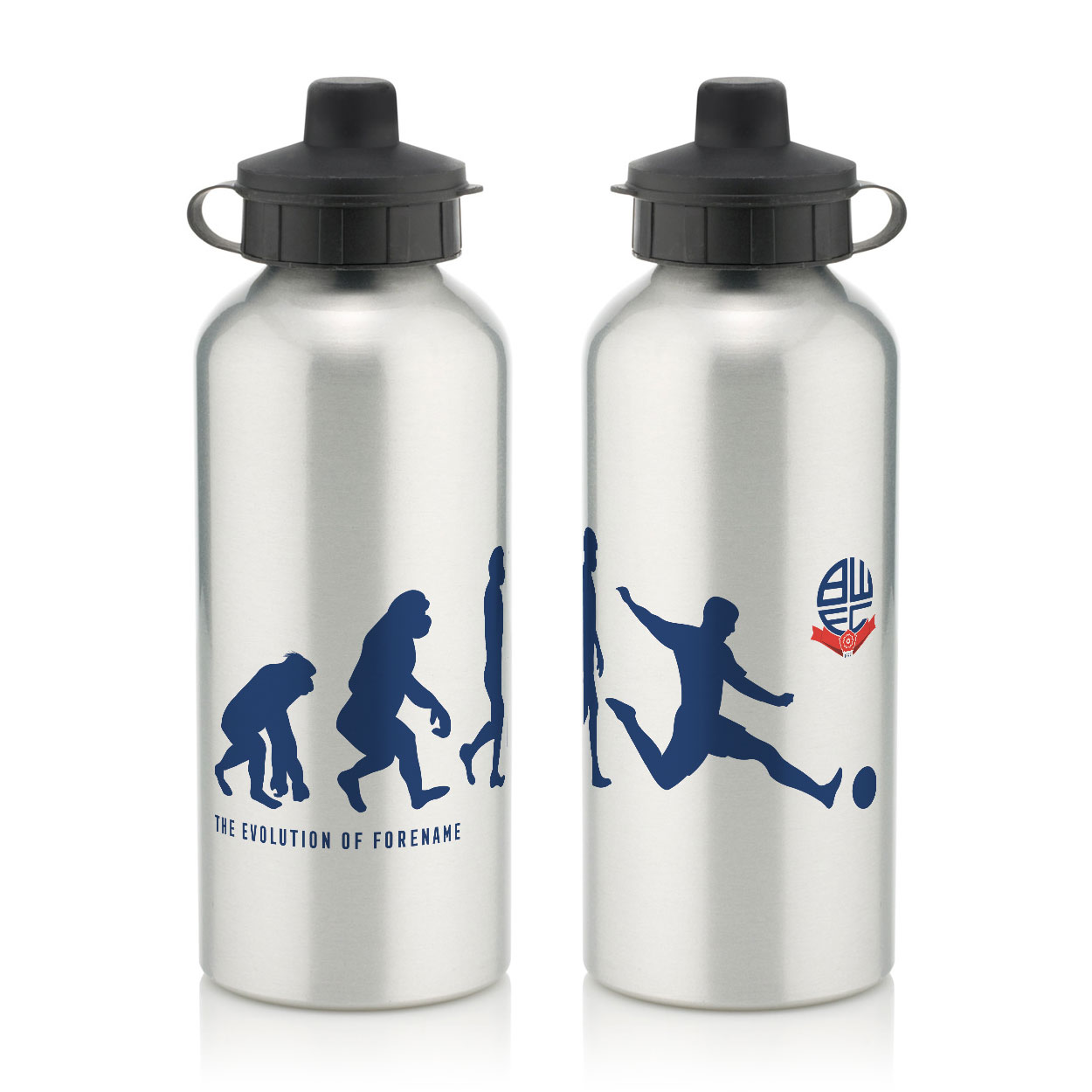 Bolton Wanderers Evolution Water Bottle