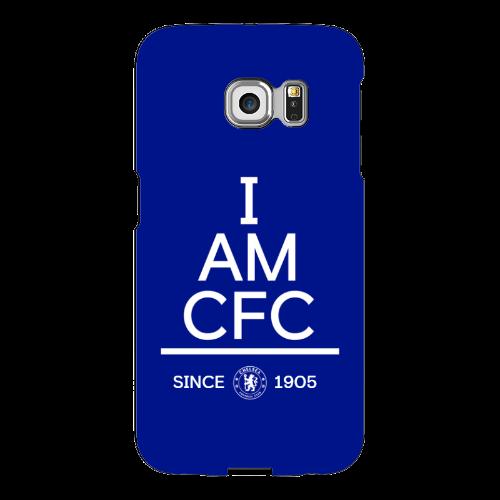 Chelsea FC I Am Samsung Galaxy S6 Edge Phone Case