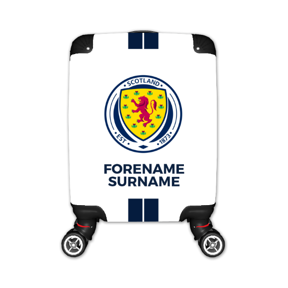 Scotland Stripe Kid's Suitcase