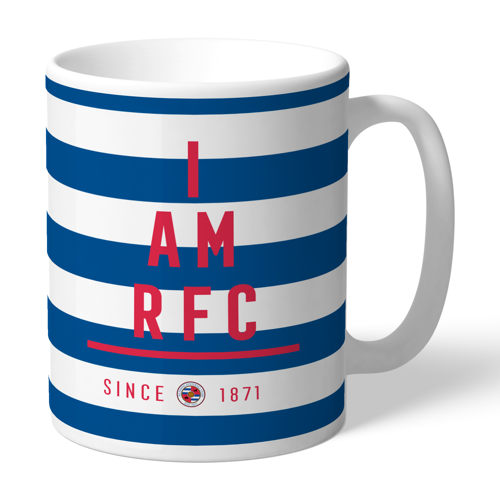 Reading FC I Am Mug