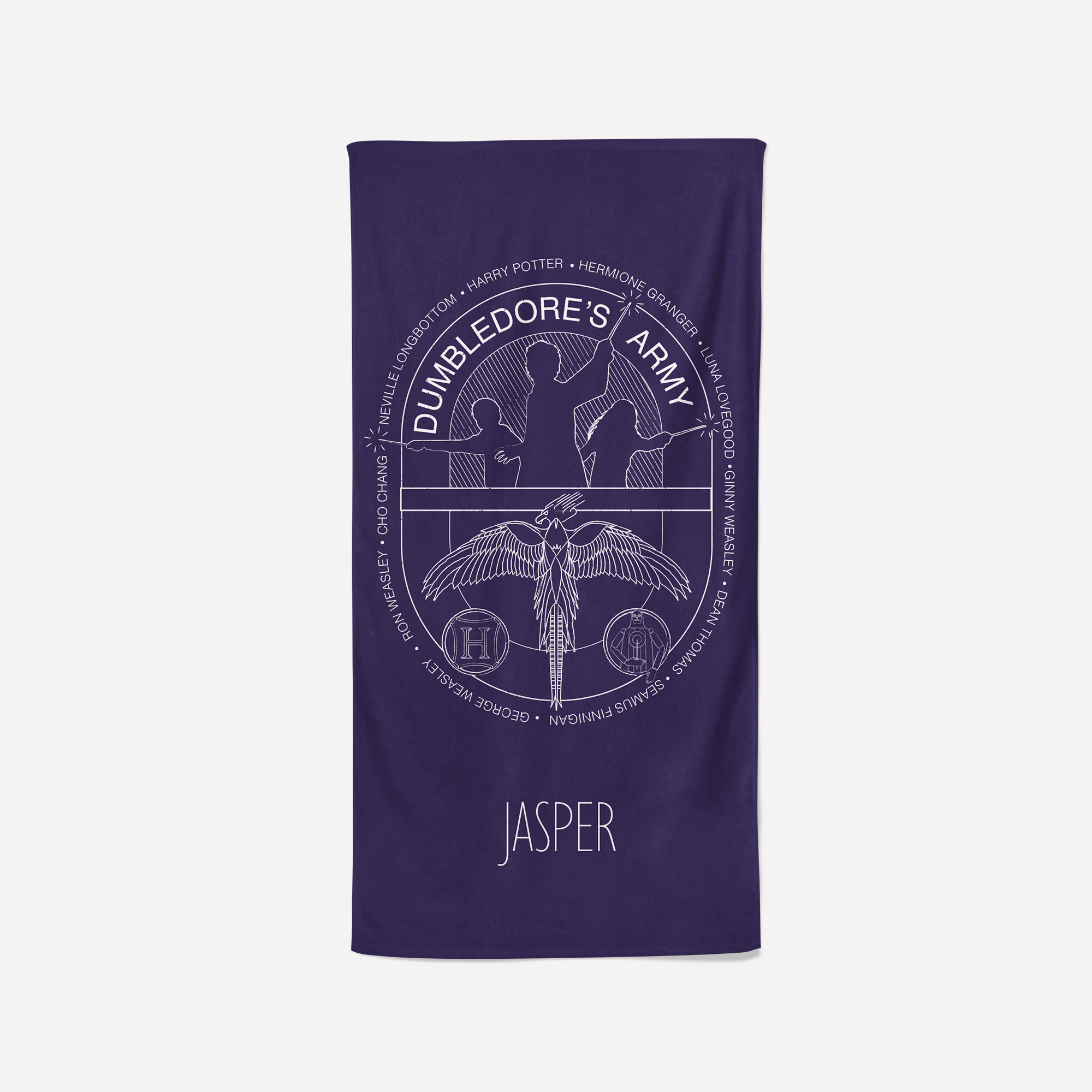 Harry Potter™ Towel - Dumbledore's Army