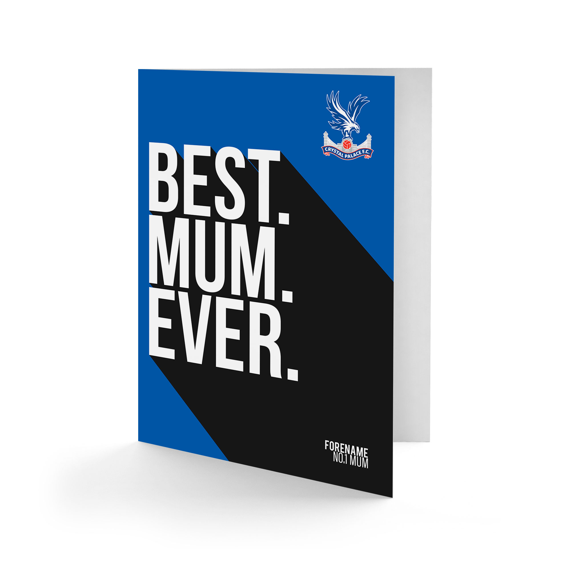 Crystal Palace FC Best Mum Ever Card