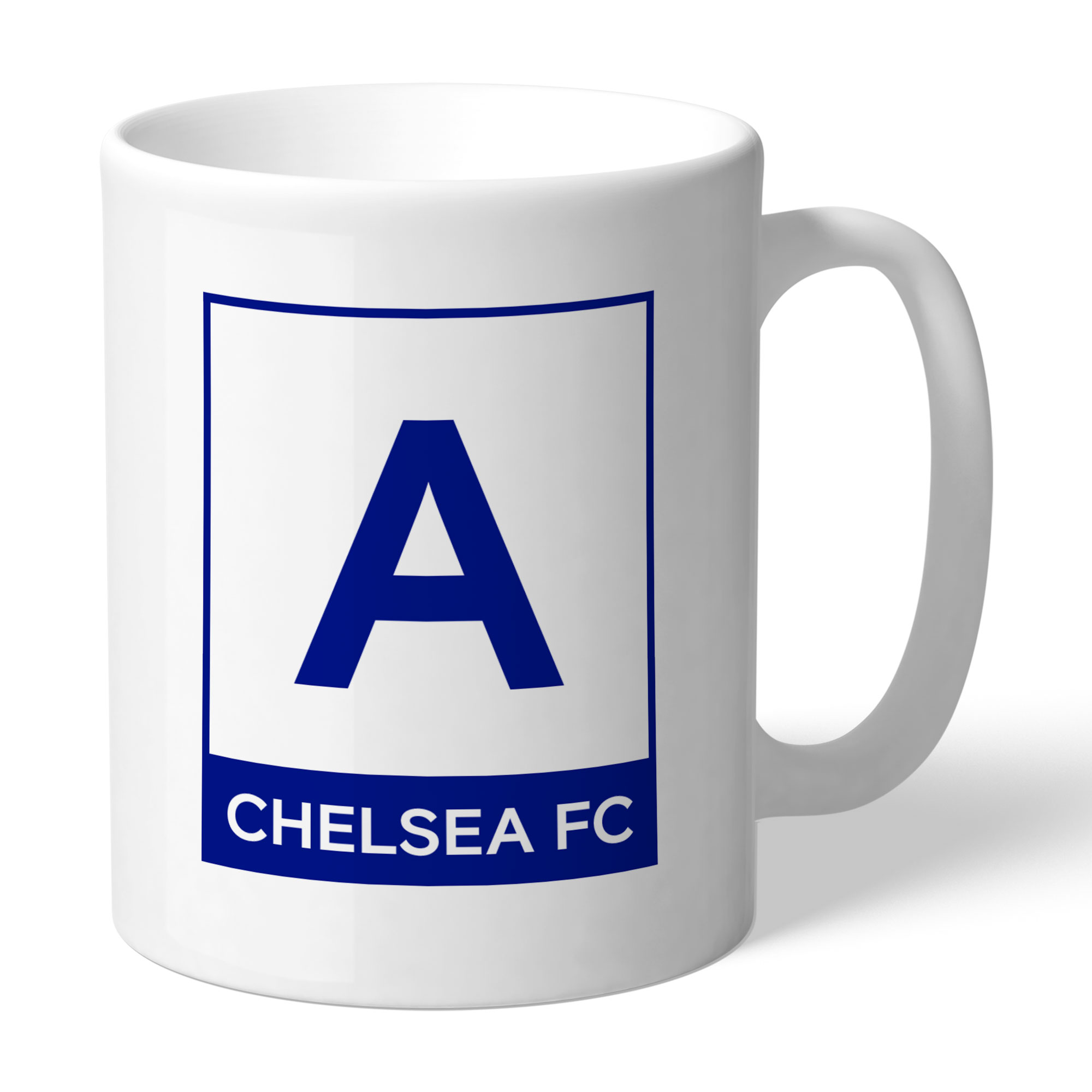 Chelsea FC Monogram Mug