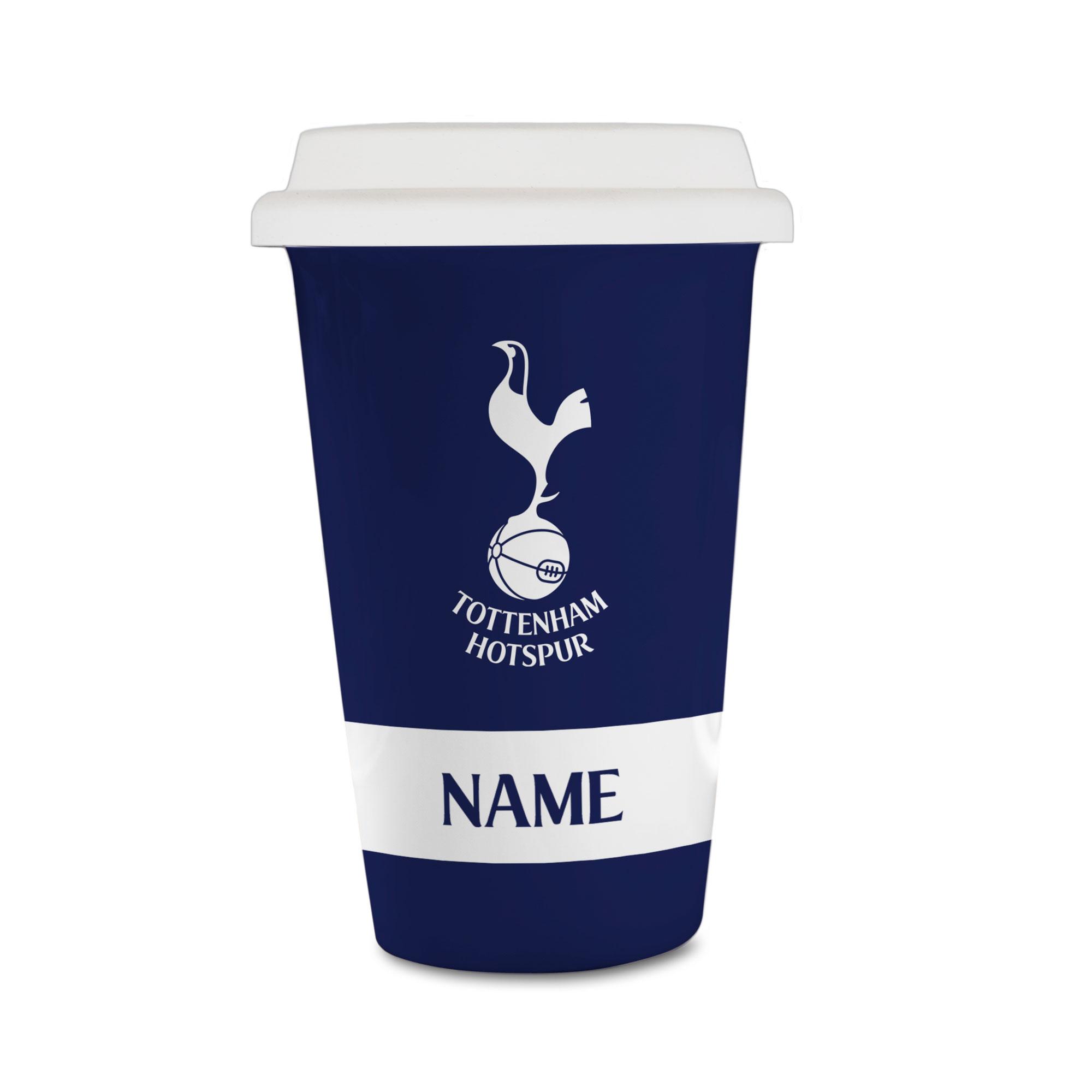 Tottenham Hotspur Eat Sleep Drink  Reusable Cup