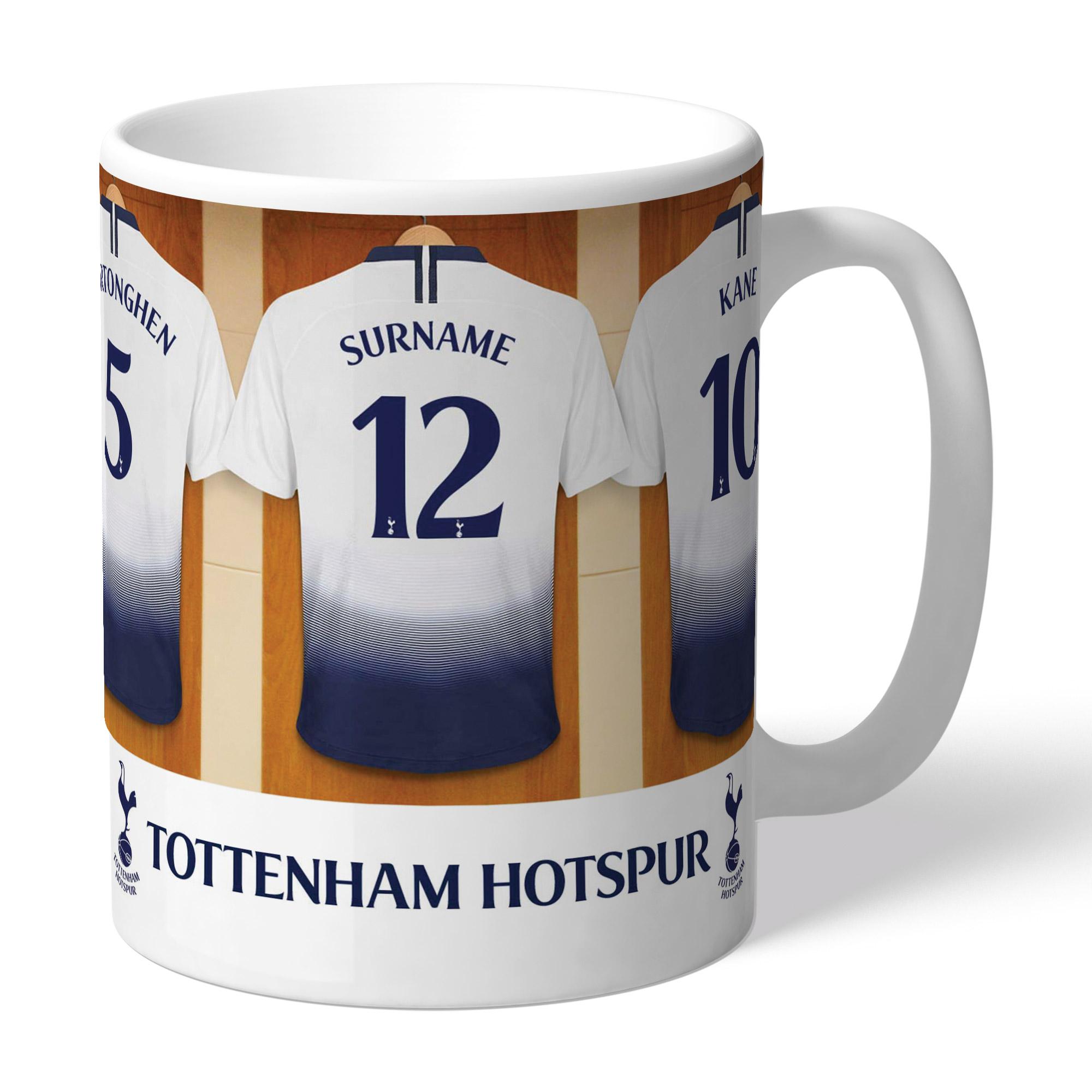 Tottenham Hotspur FC Dressing Room Mug
