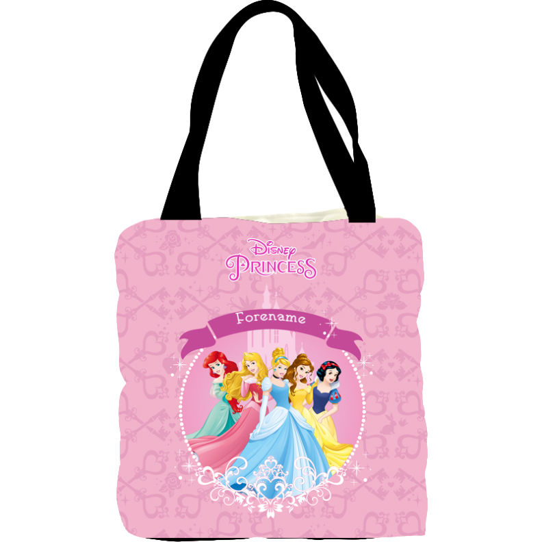 Disney Princess Group Tote Bag