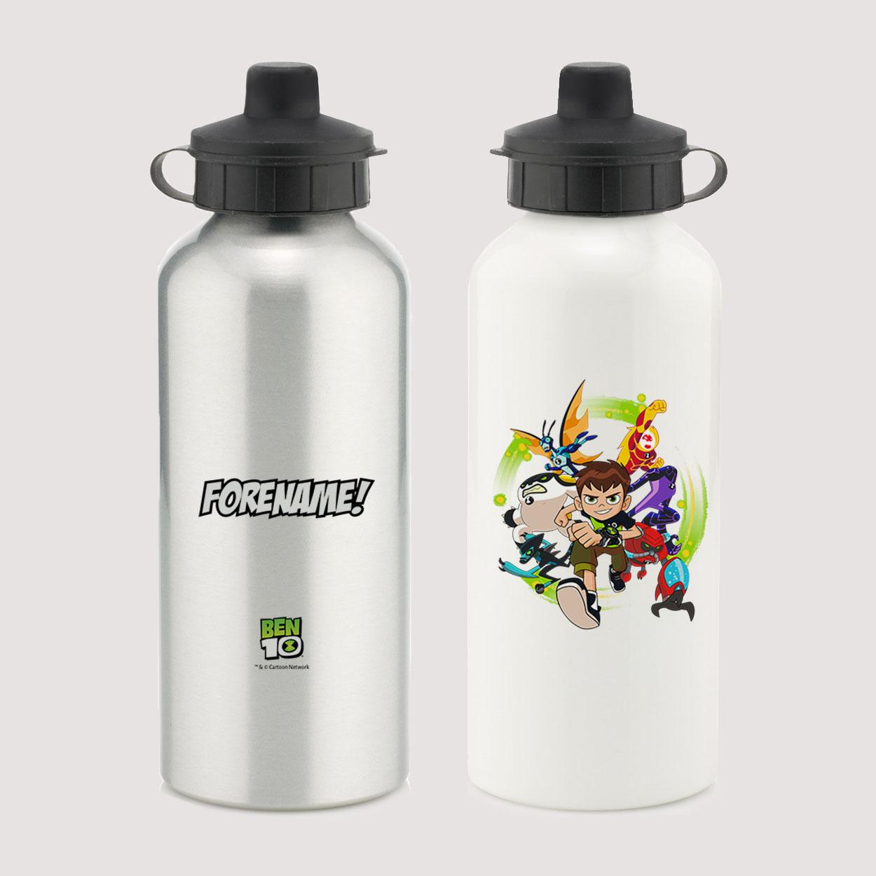 Ben 10 Group Water Bottle