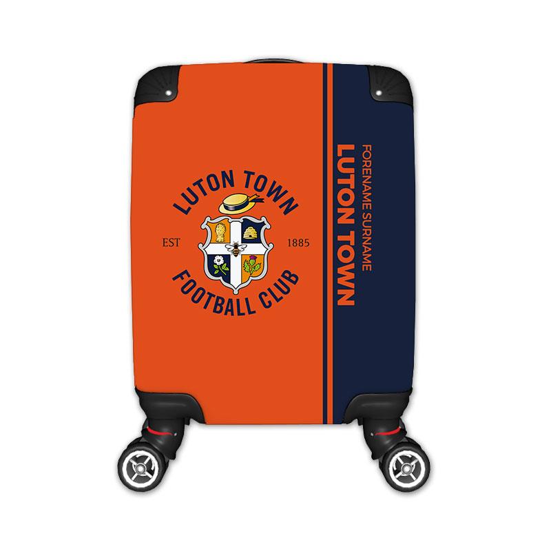 Luton Town FC Crest Kid's Suitcase