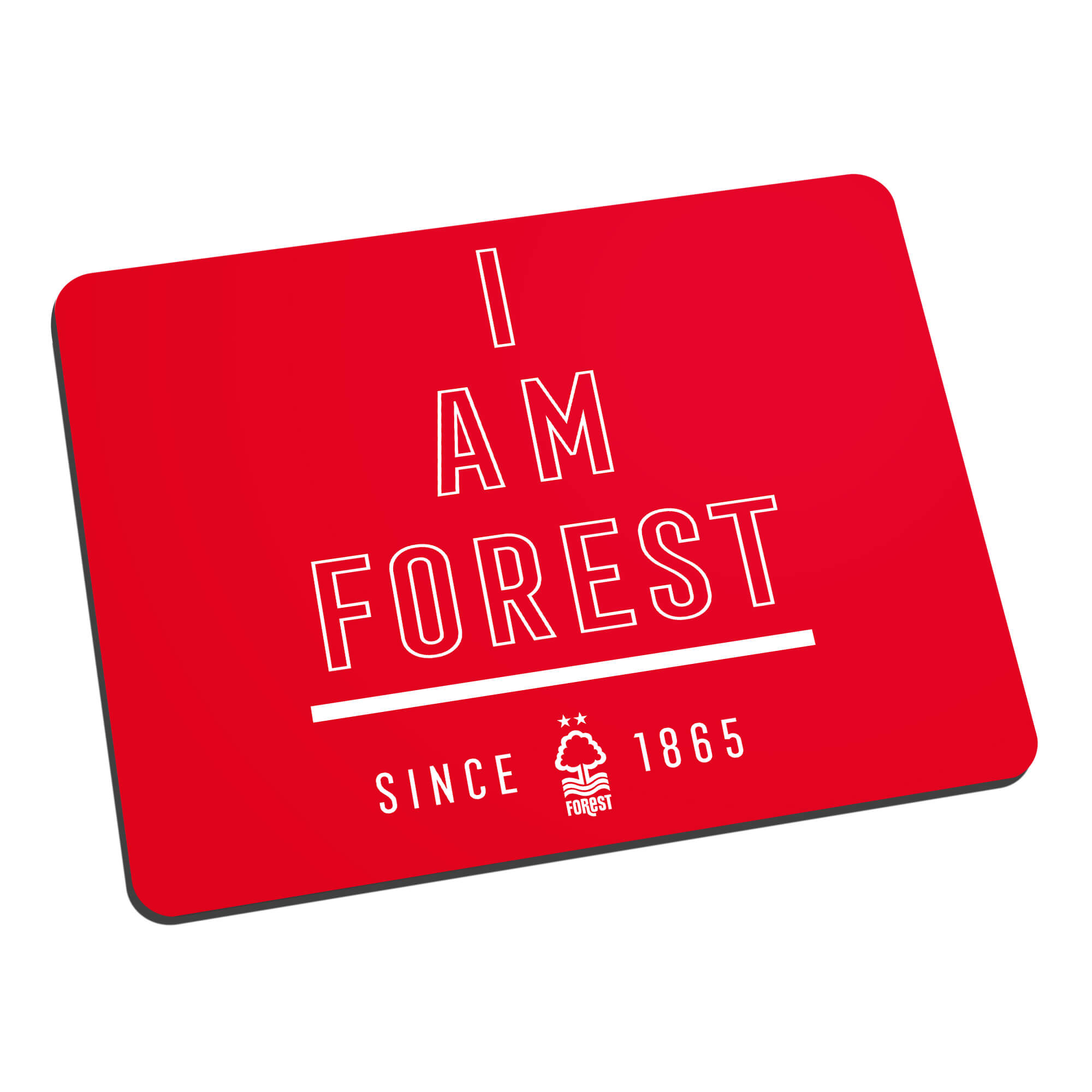 Nottingham Forest FC I Am Mouse Mat