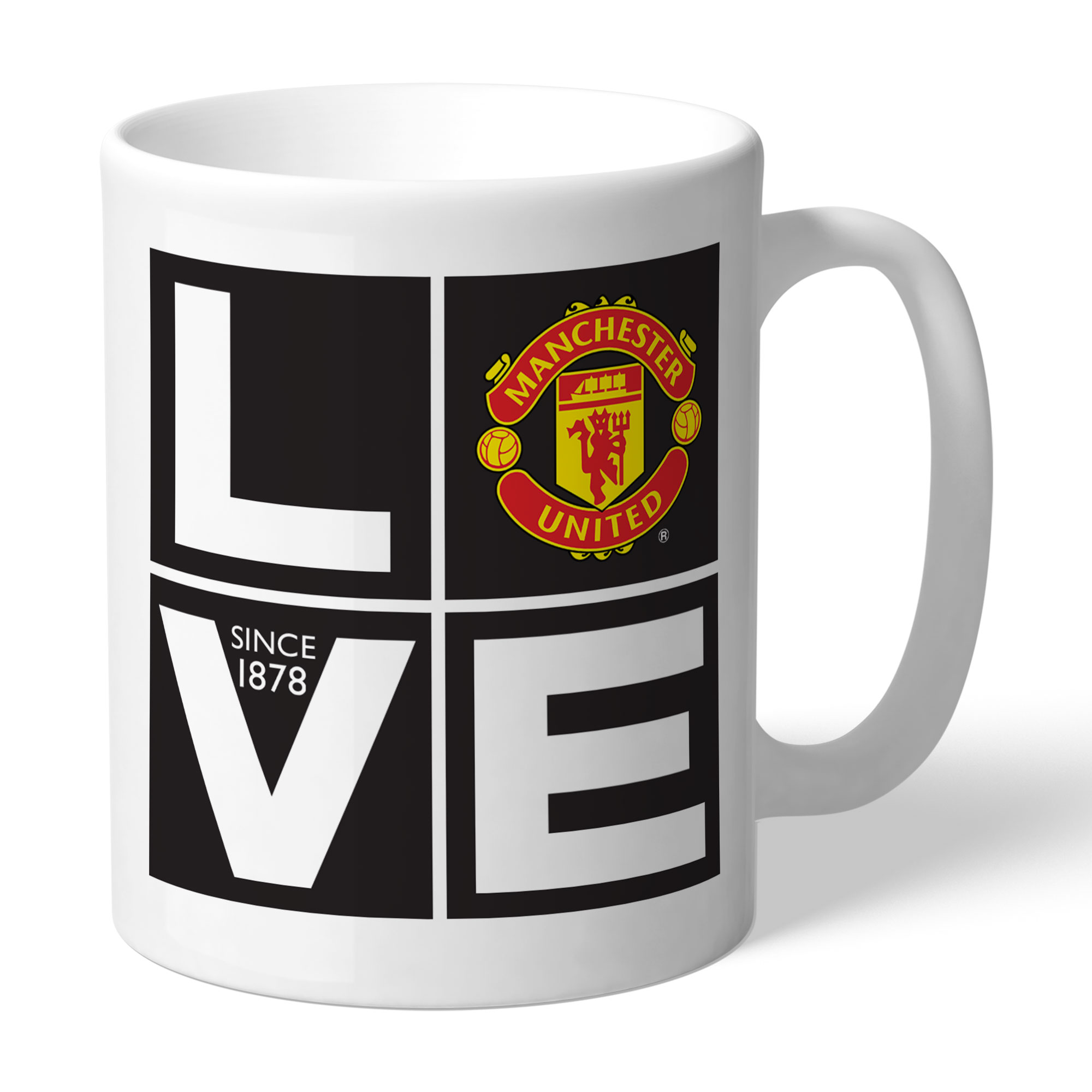 Manchester United FC Love Mug