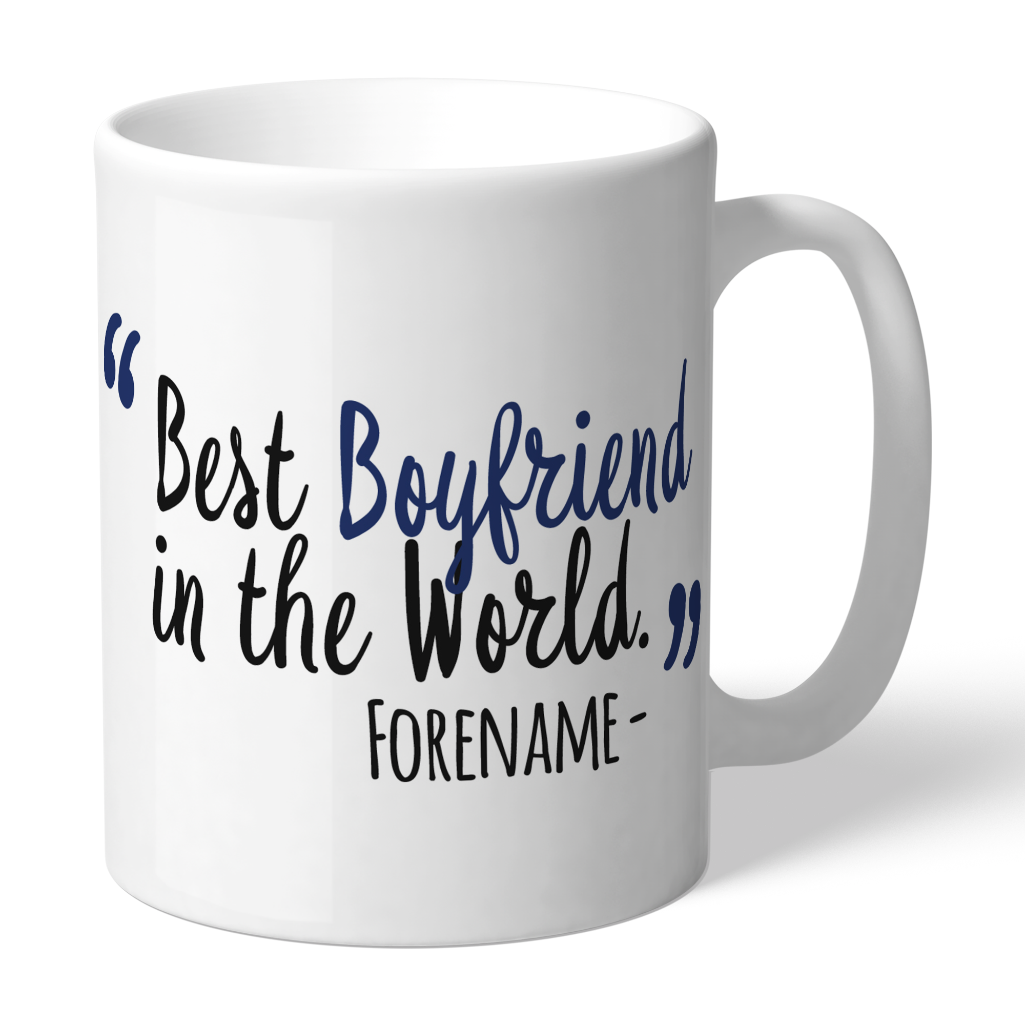 West Bromwich Albion FC Best Boyfriend In The World Mug
