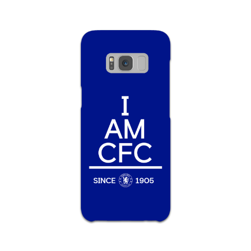 Chelsea FC I Am Samsung Galaxy S8 Phone Case