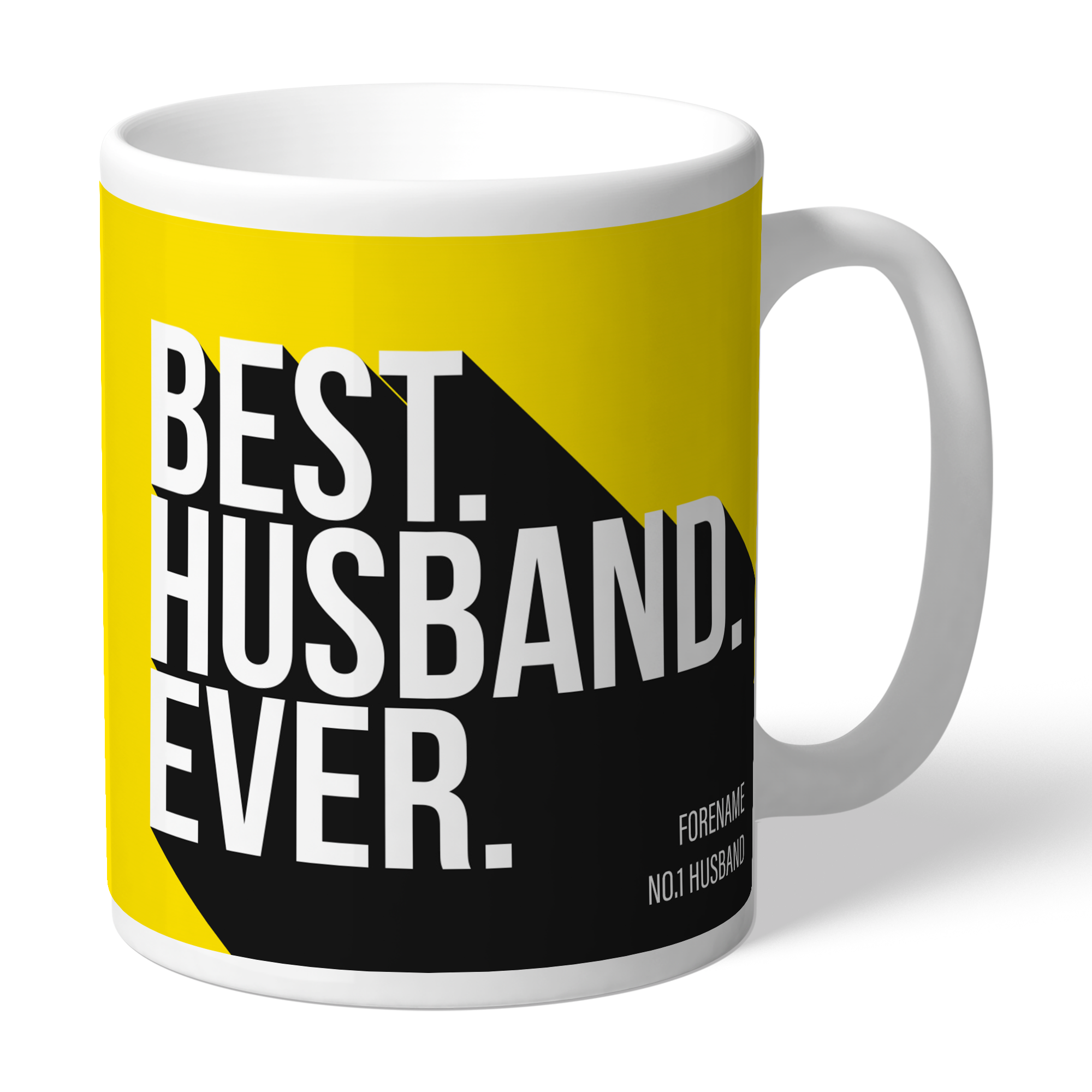 Watford FC Best Husband Ever Mug