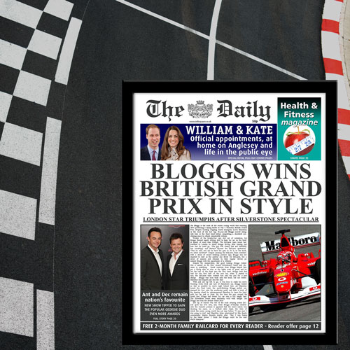 The Daily Grand Prix News