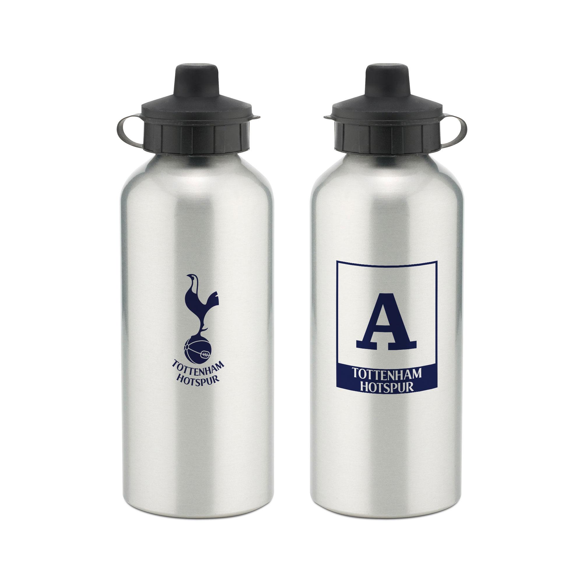 Tottenham Hotspur FC Monogram Aluminium Water Bottle