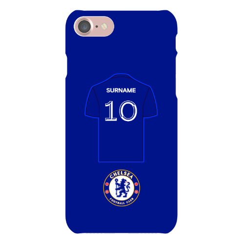 Chelsea FC Shirt iPhone 7 Phone Case