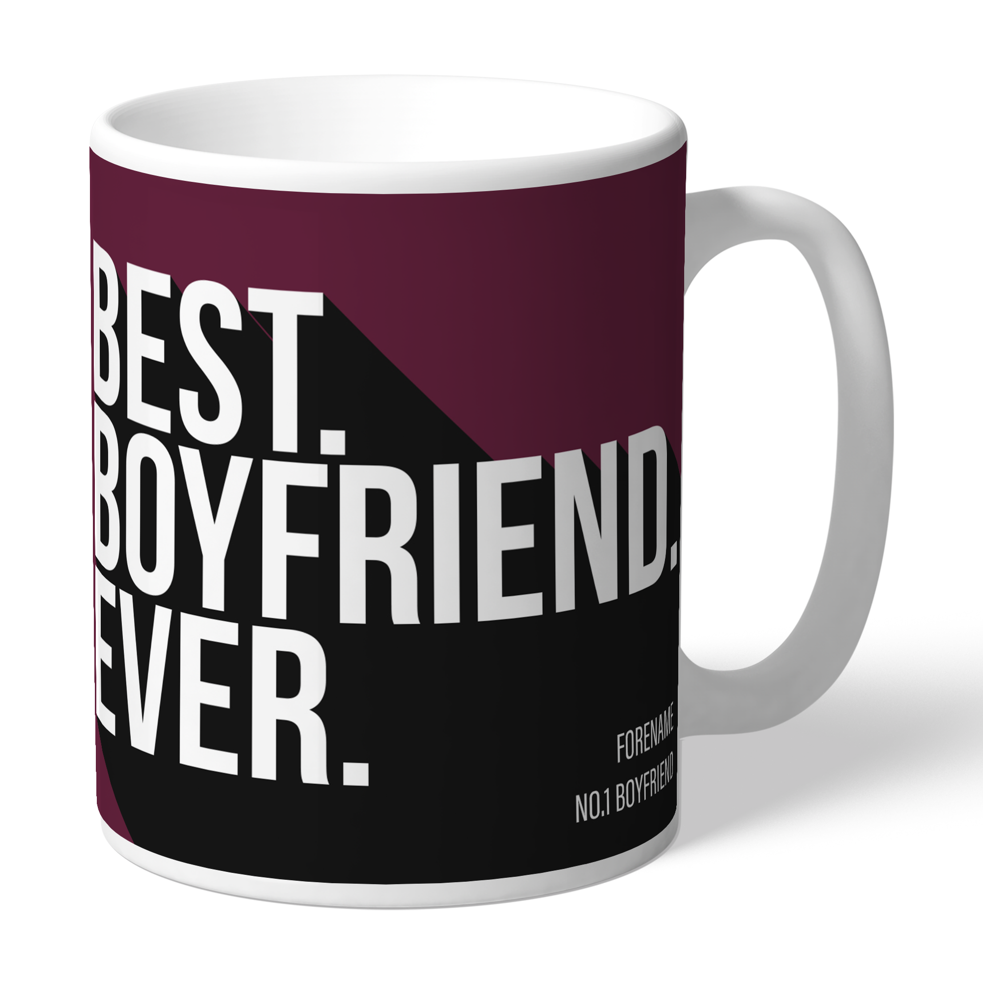 Burnley FC Best Boyfriend Ever Mug
