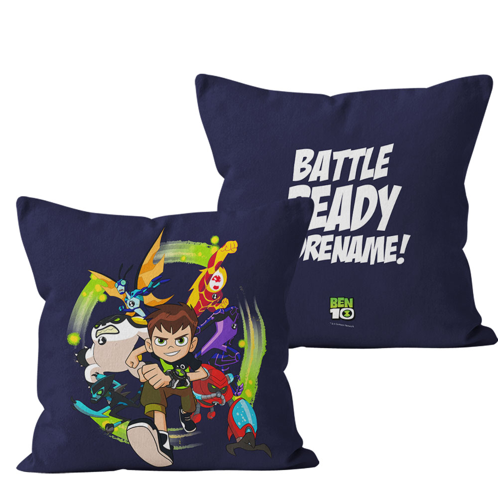 Ben 10 Battle Ready Cushion