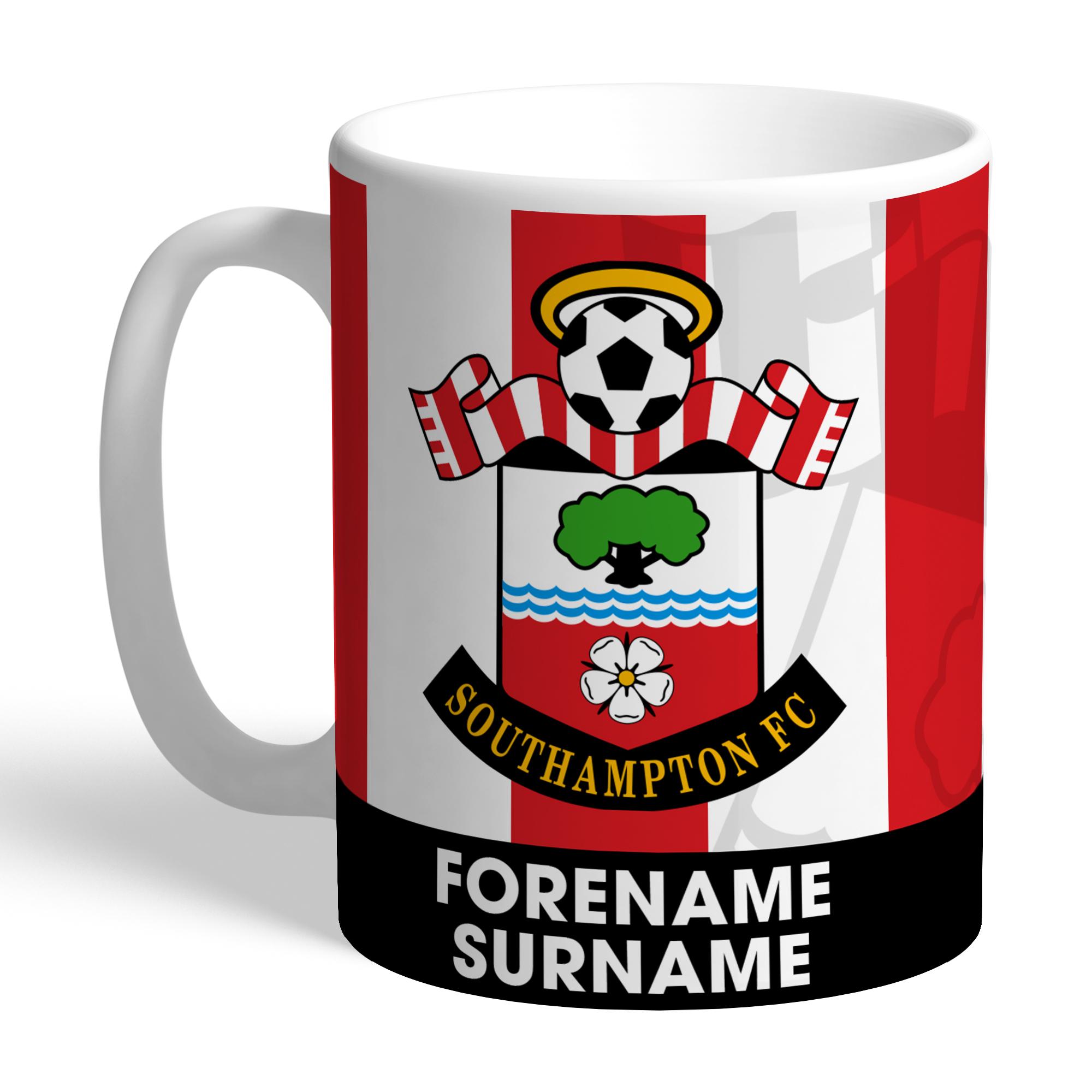 Southampton FC Bold Crest Mug