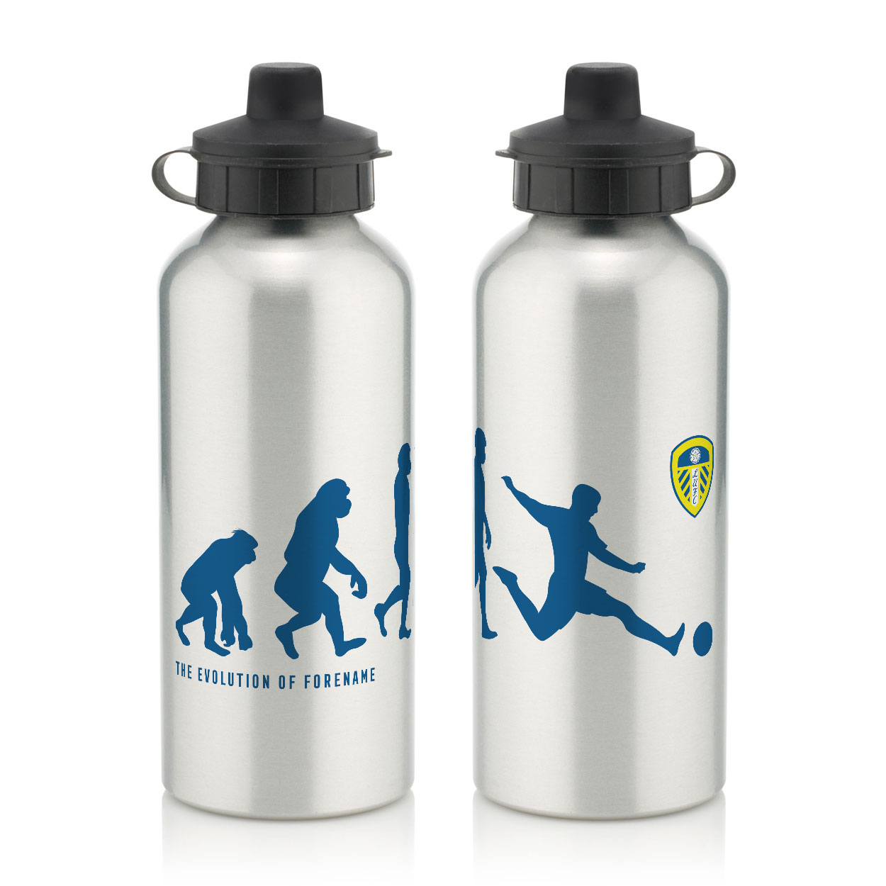 Leeds United FC Evolution Water Bottle