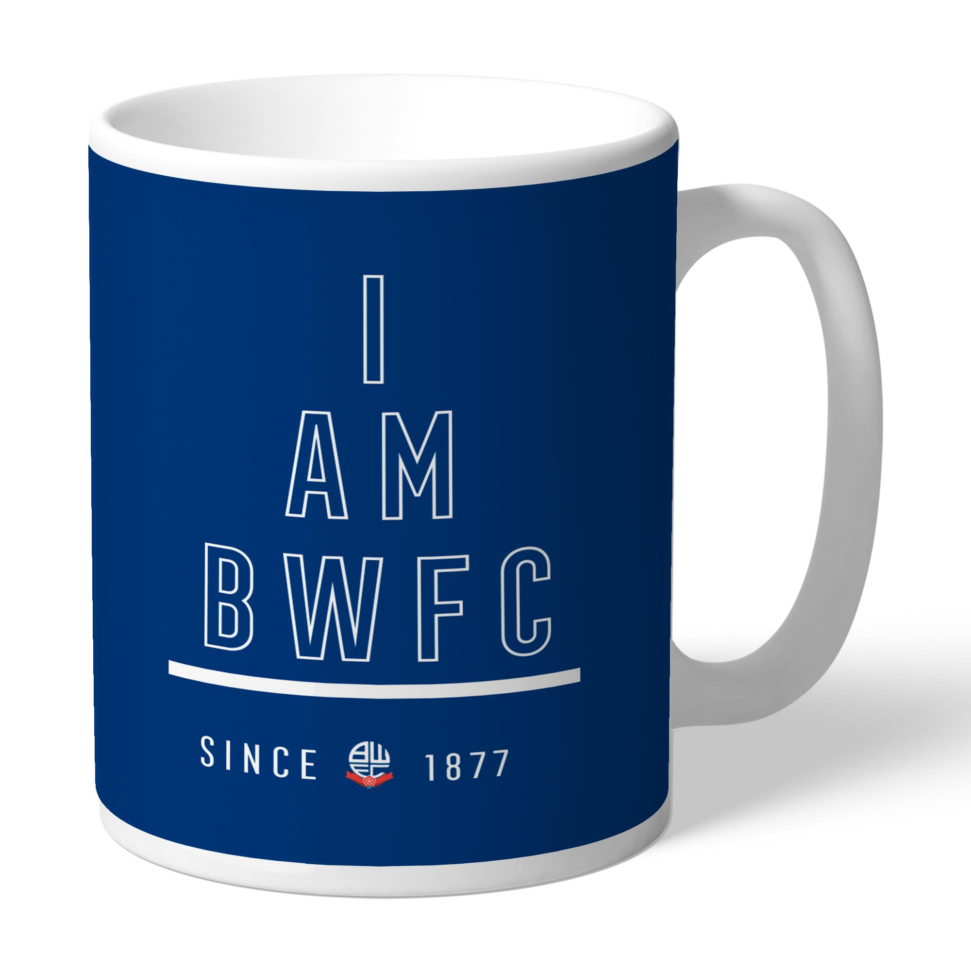 Bolton Wanderers I Am Mug