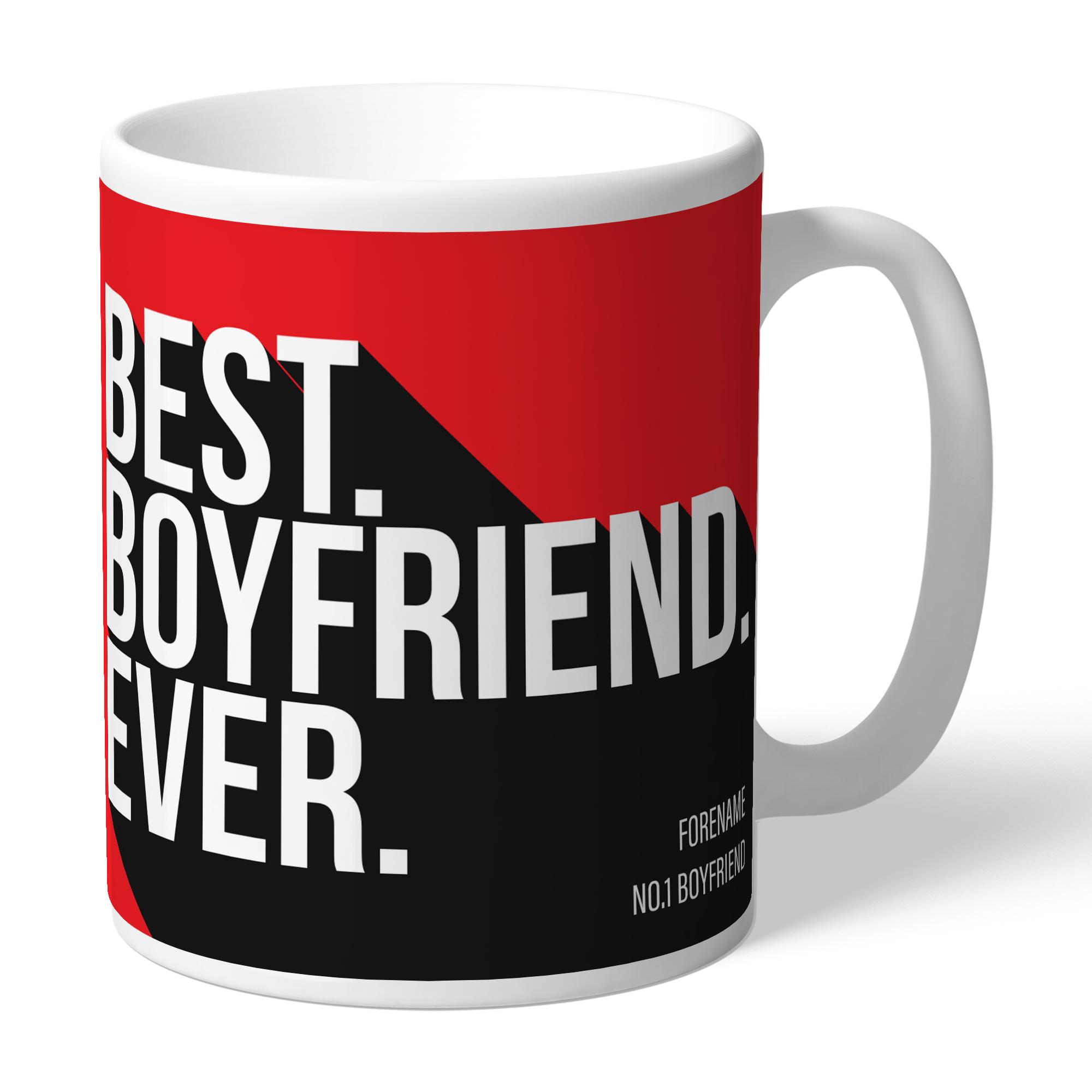 Sheffield United Best Boyfriend Ever Mug