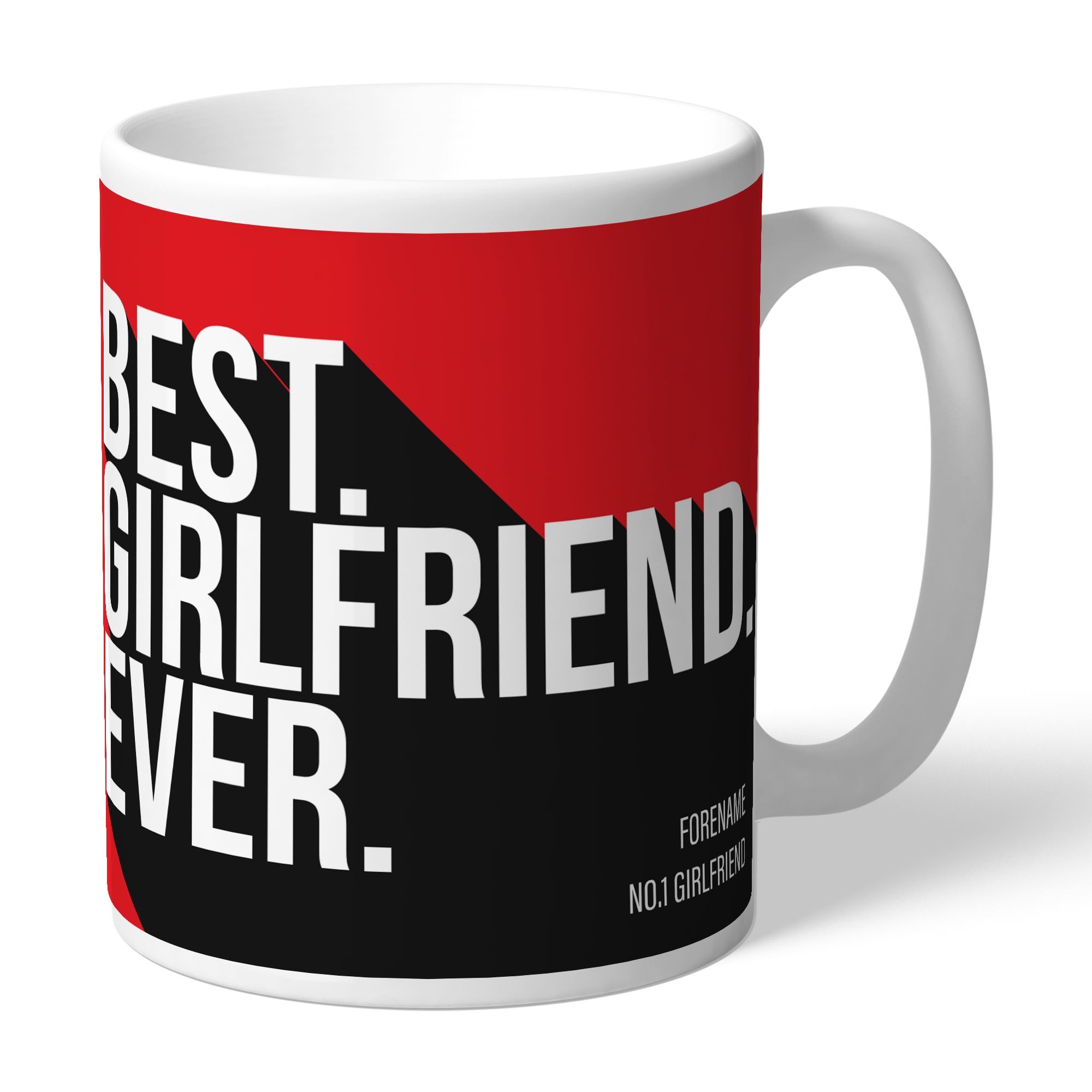 Sunderland Best Girlfriend Ever Mug