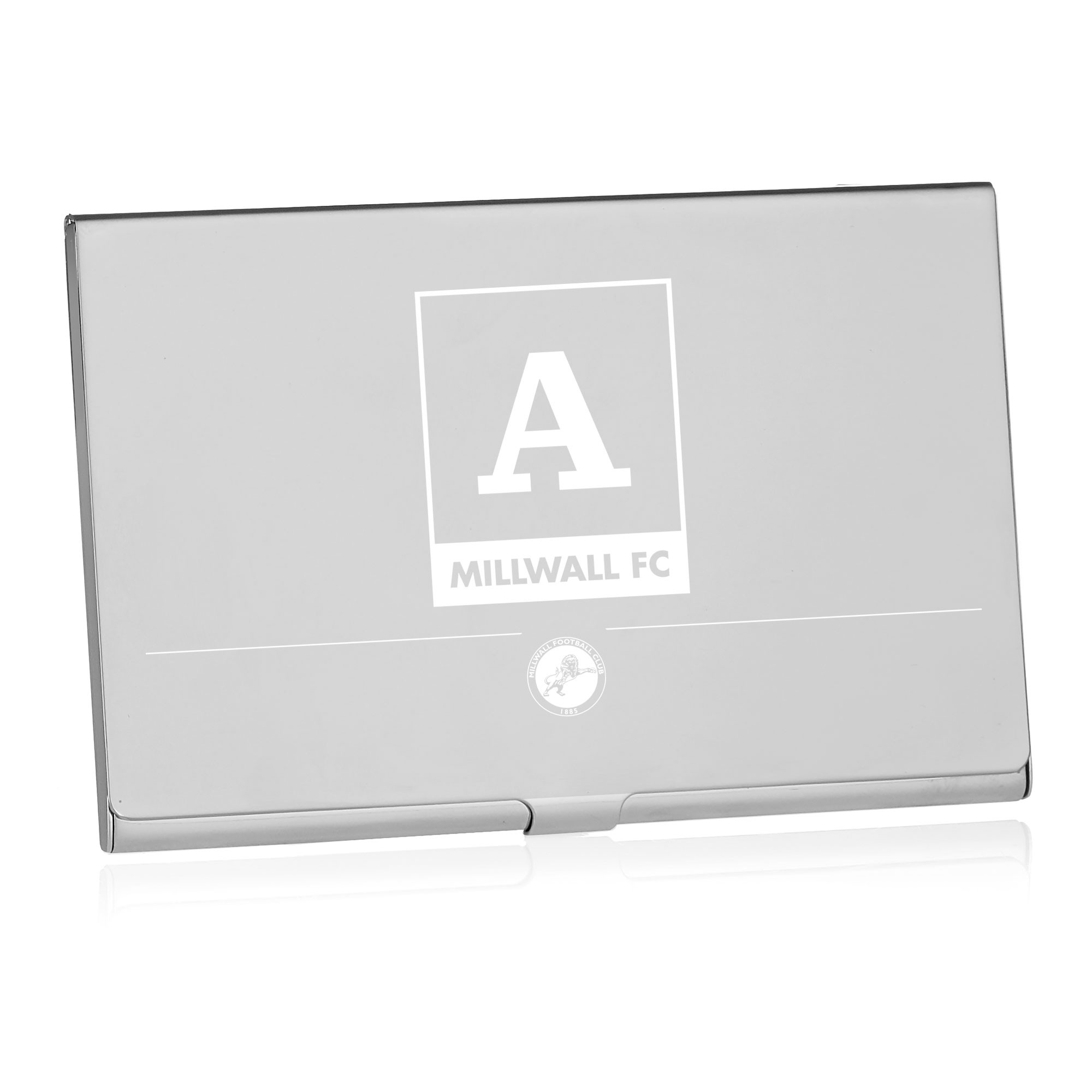Millwall Monogram Business Card Holder