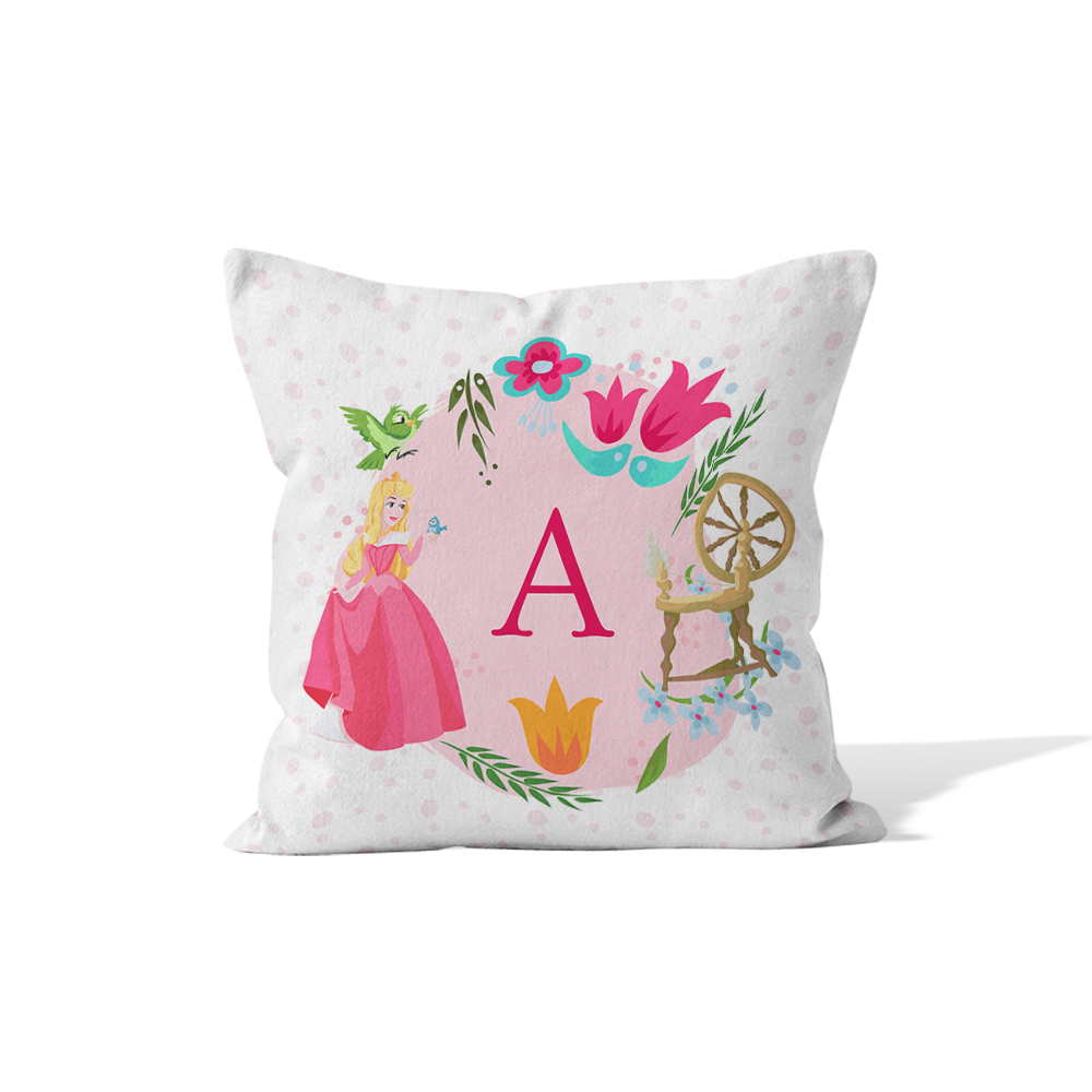 Disney Princess Aurora Initial Cushion