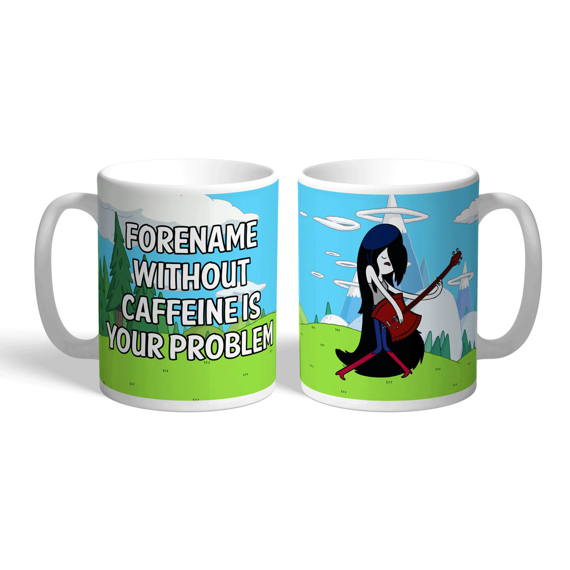 Adventure Time Marceline Mug