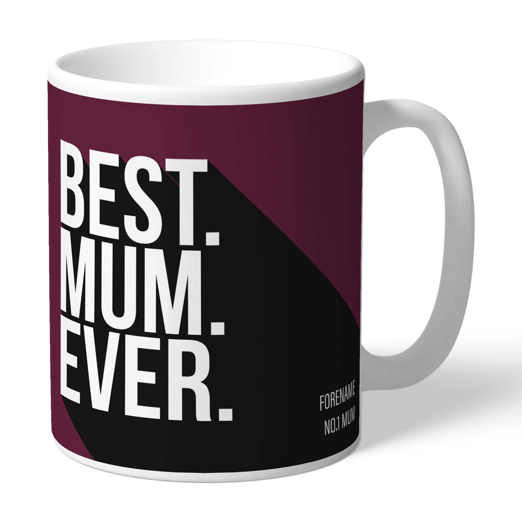 Burnley FC Best Mum Ever Mug
