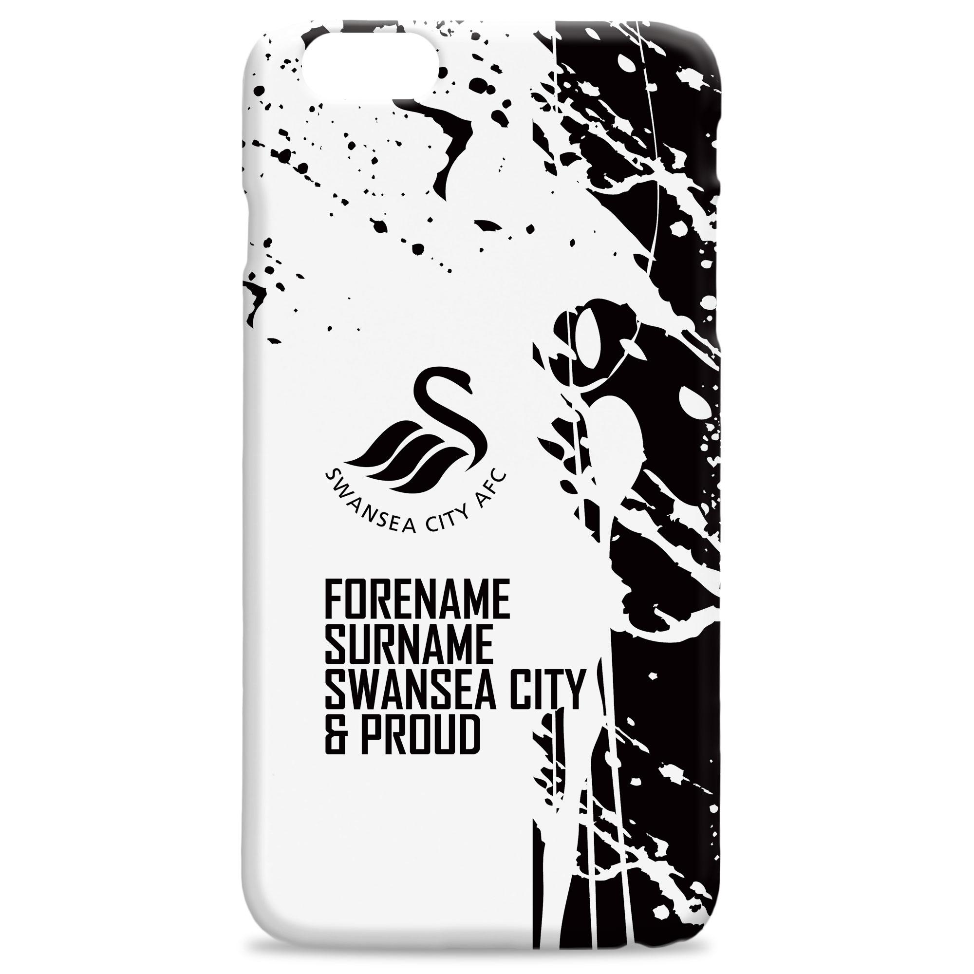 Swansea City AFC Proud Hard Back Phone Case