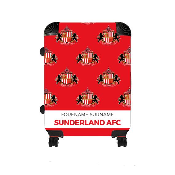 Sunderland Mini Crest Medium Suitcase