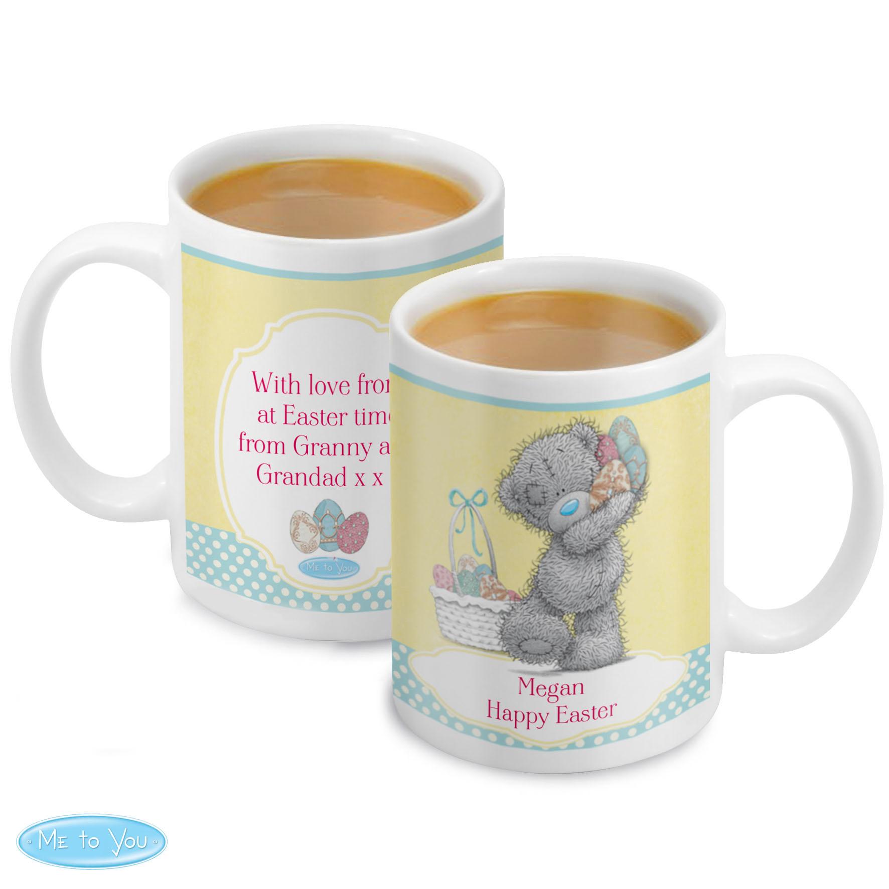Personalised Me to You Easter Mug