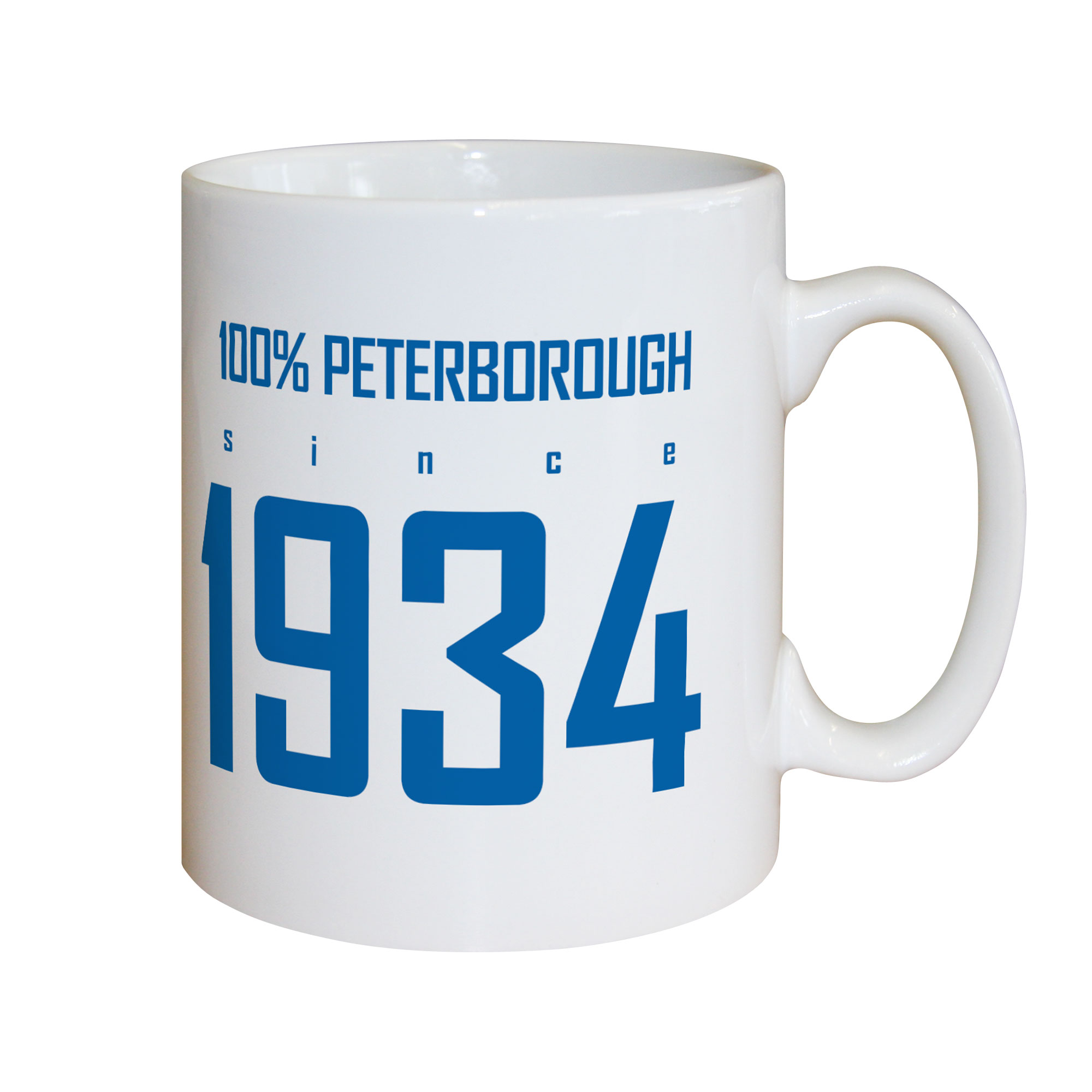 Peterborough United FC 100 Percent Mug