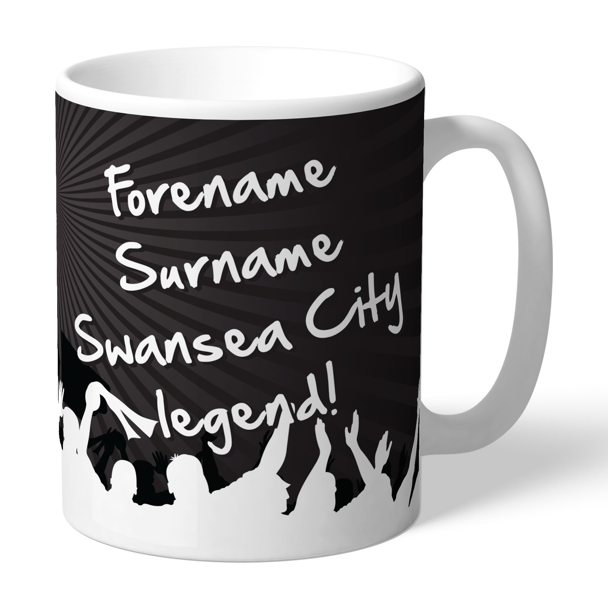 Swansea City AFC Legend Mug