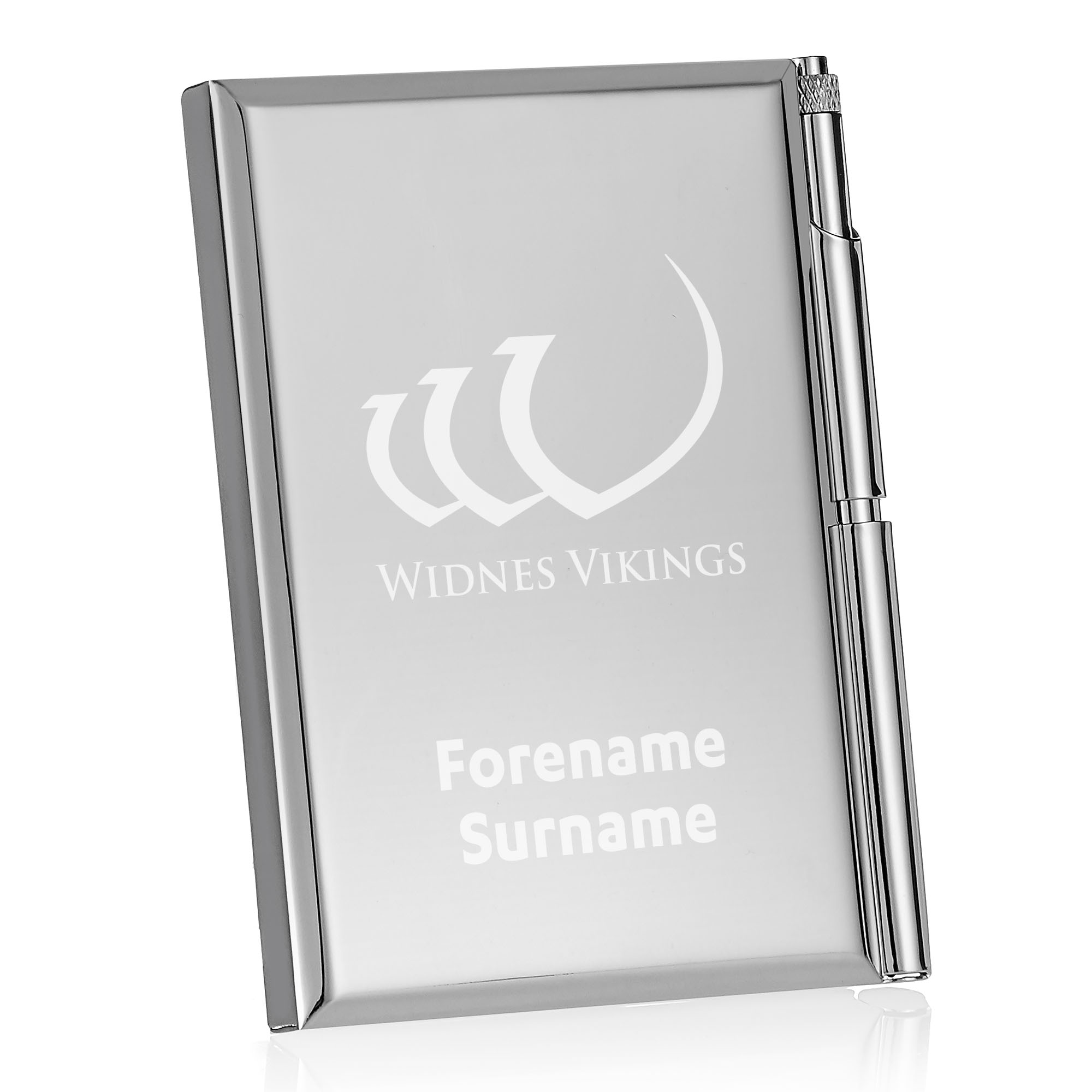 Widnes Vikings Crest Address Book