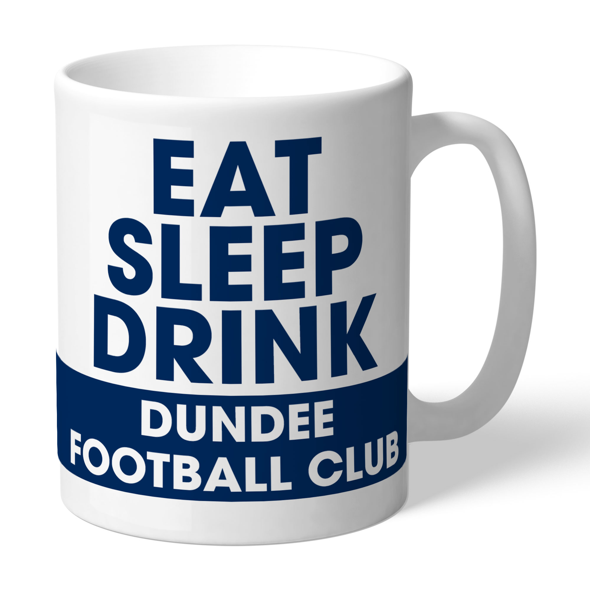 Dundee FC Eat Sleep Drink Mug