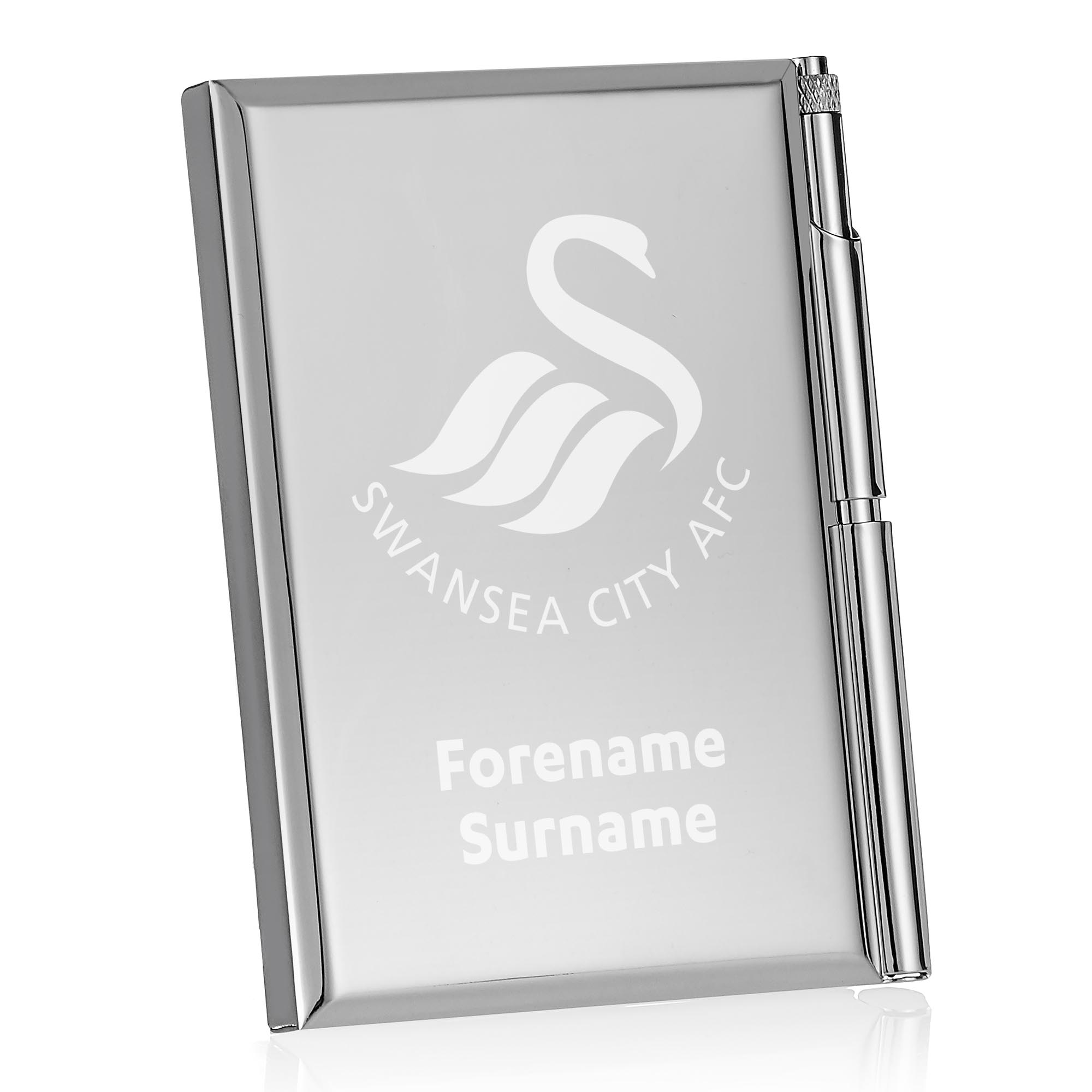 Swansea City AFC Crest Address Book