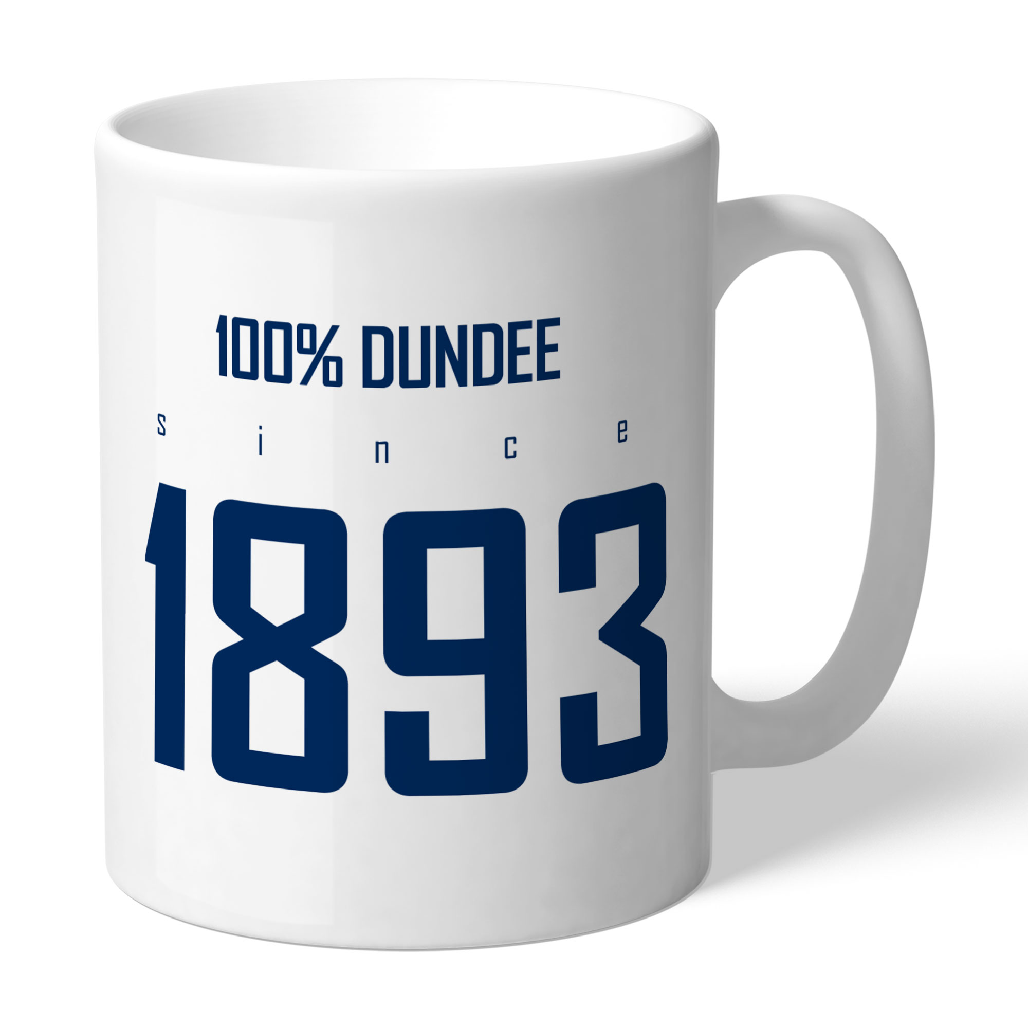 Dundee FC 100 Percent Mug